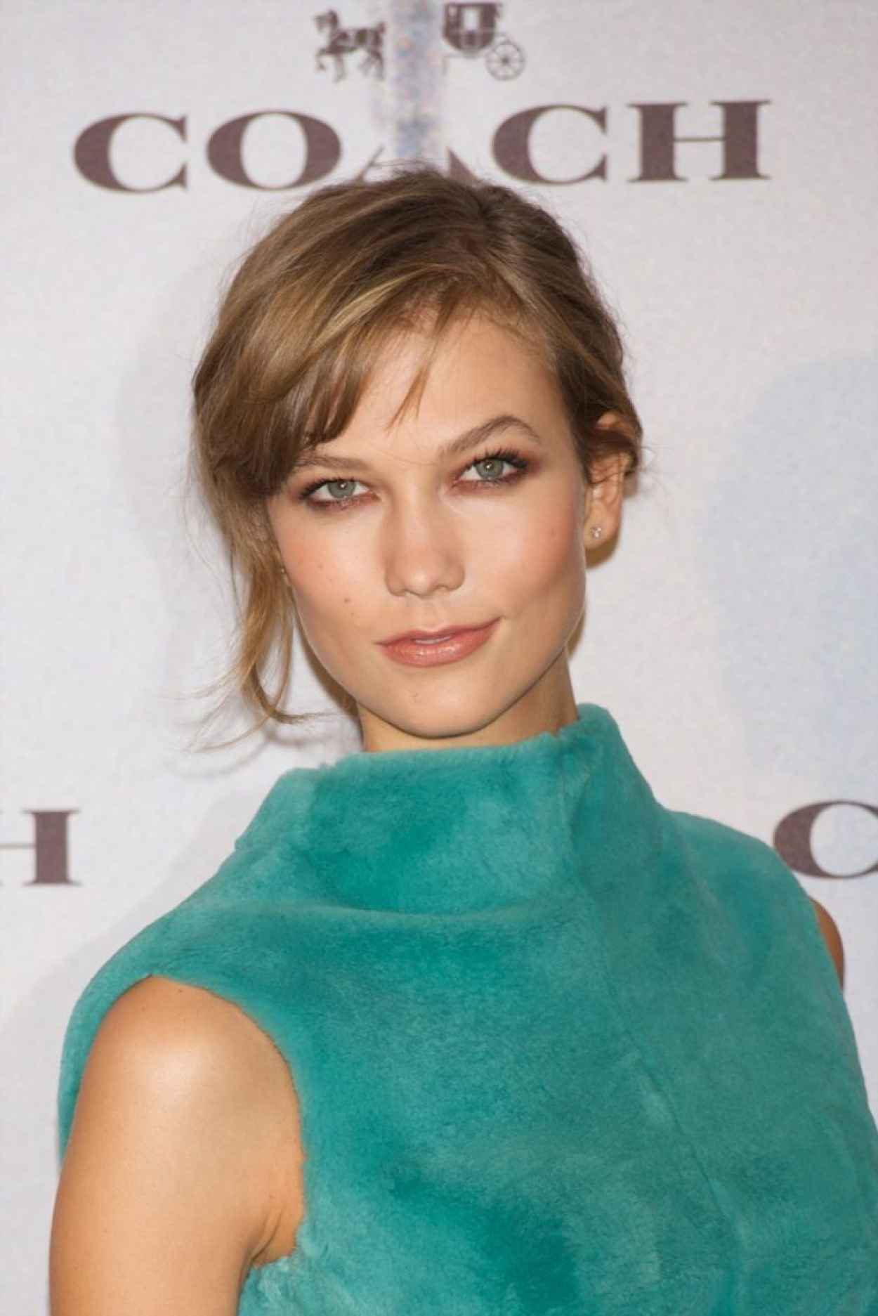 Karlie Kloss Attends Coach Boutique Opening in Madrid - November 2015-1
