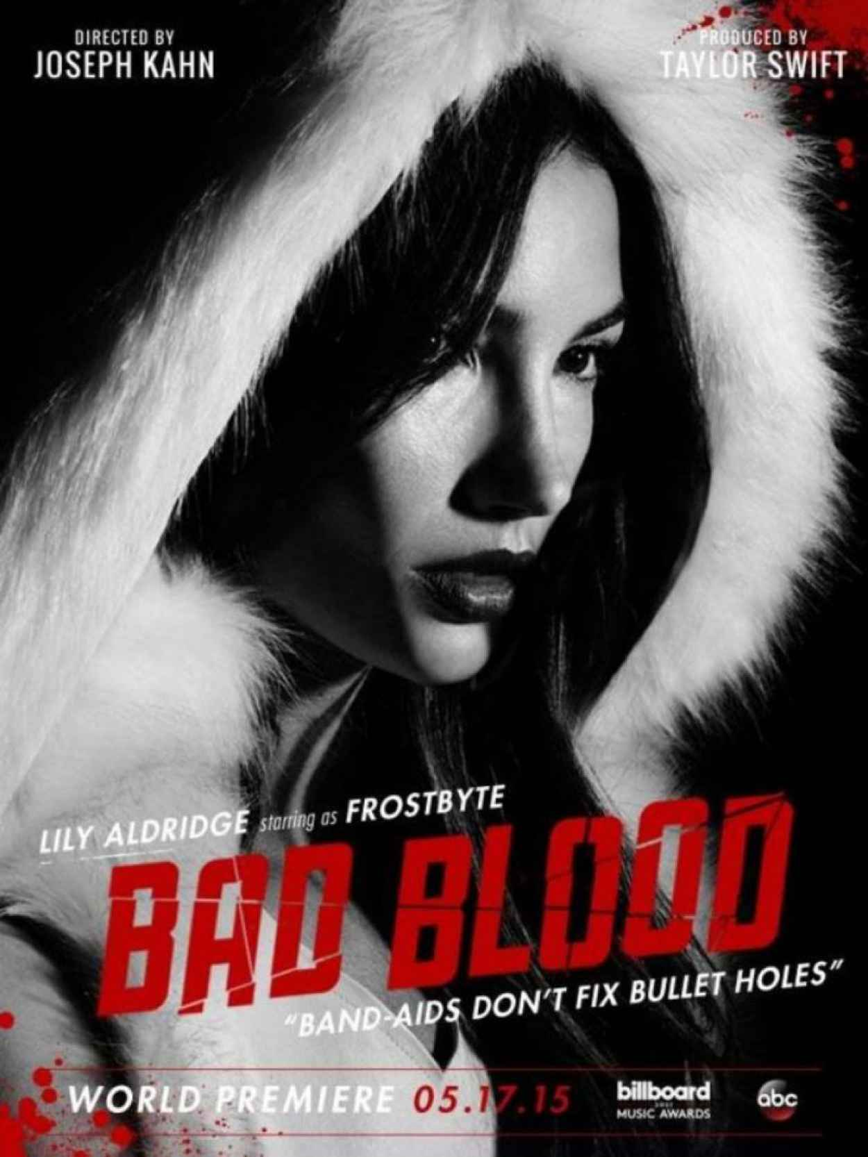 Песня Bad Blood