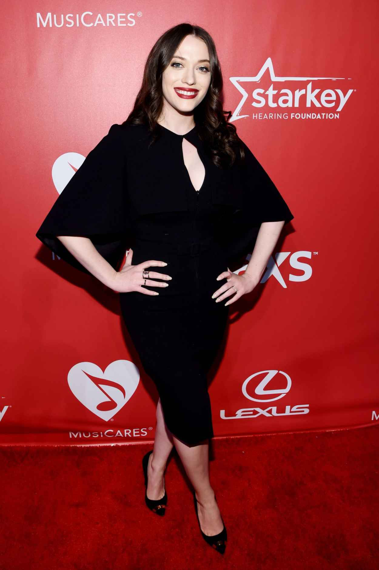 Kat Dennings - 2015 MusiCares Person Of The Year Gala Honoring Bob Dylan in Los Angeles-2