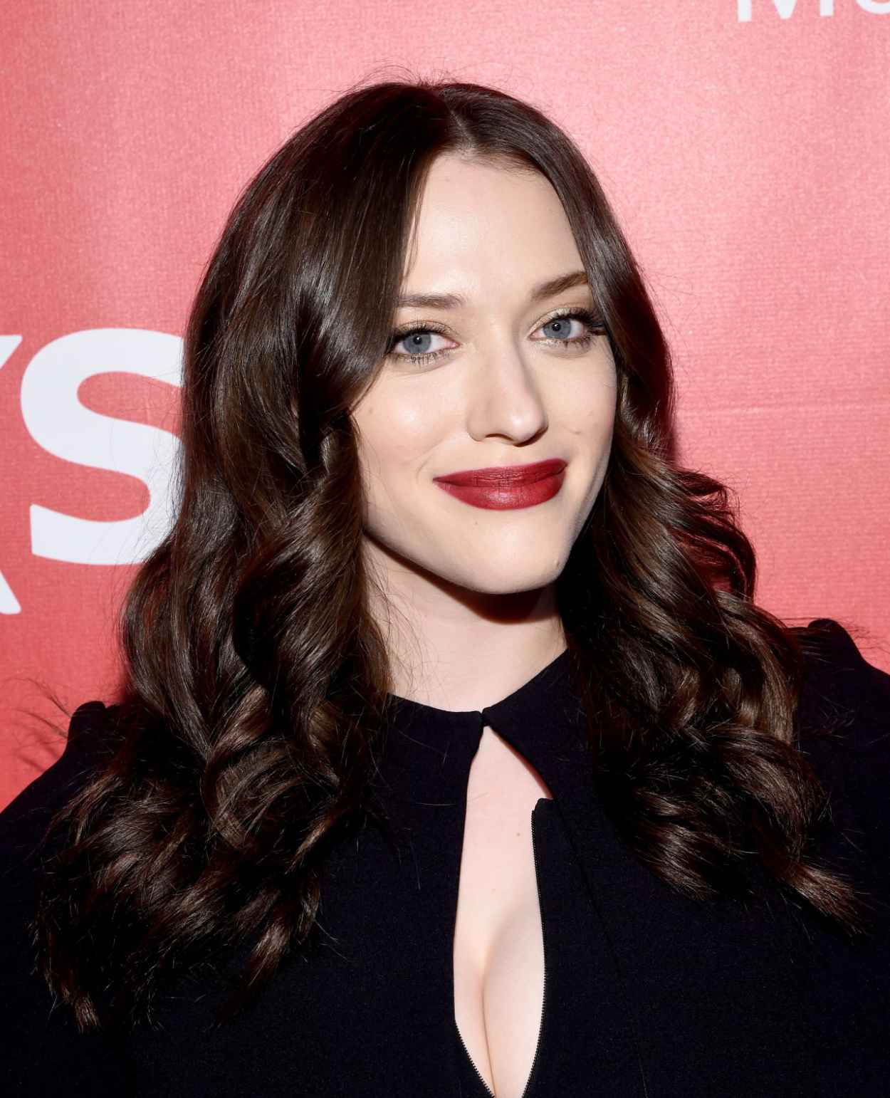 Kat Dennings - 2015 MusiCares Person Of The Year Gala Honoring Bob Dylan in Los Angeles-4