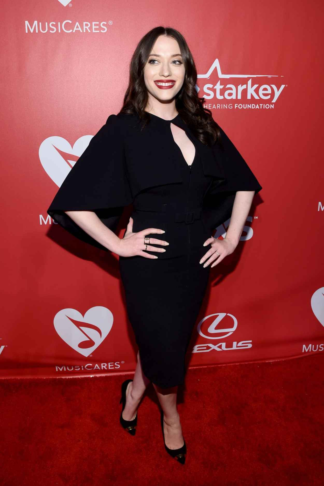 Kat Dennings - 2015 MusiCares Person Of The Year Gala Honoring Bob Dylan in Los Angeles-5