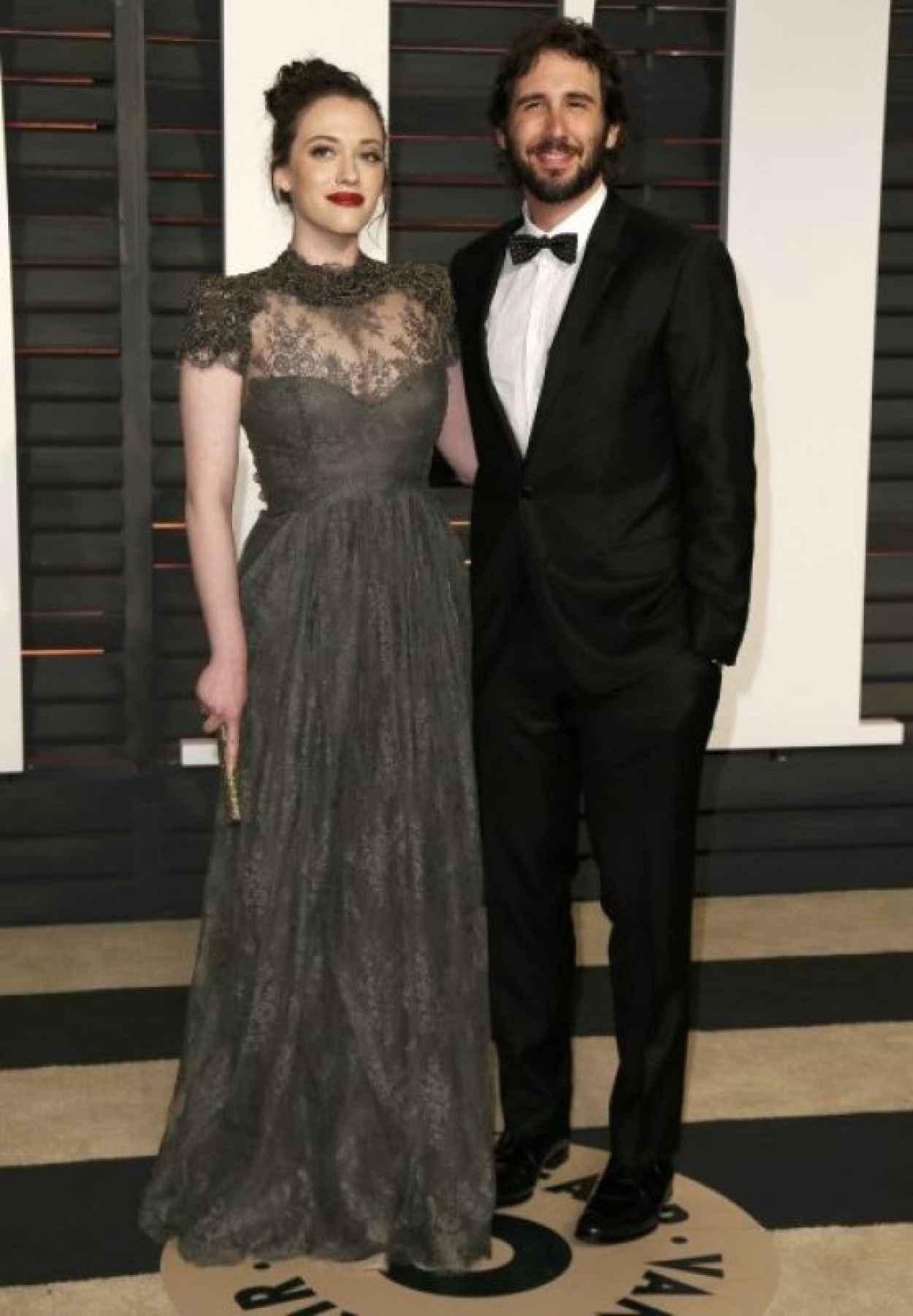 Kat Dennings - 2015 Vanity Fair Oscar Party in Hollywood-4