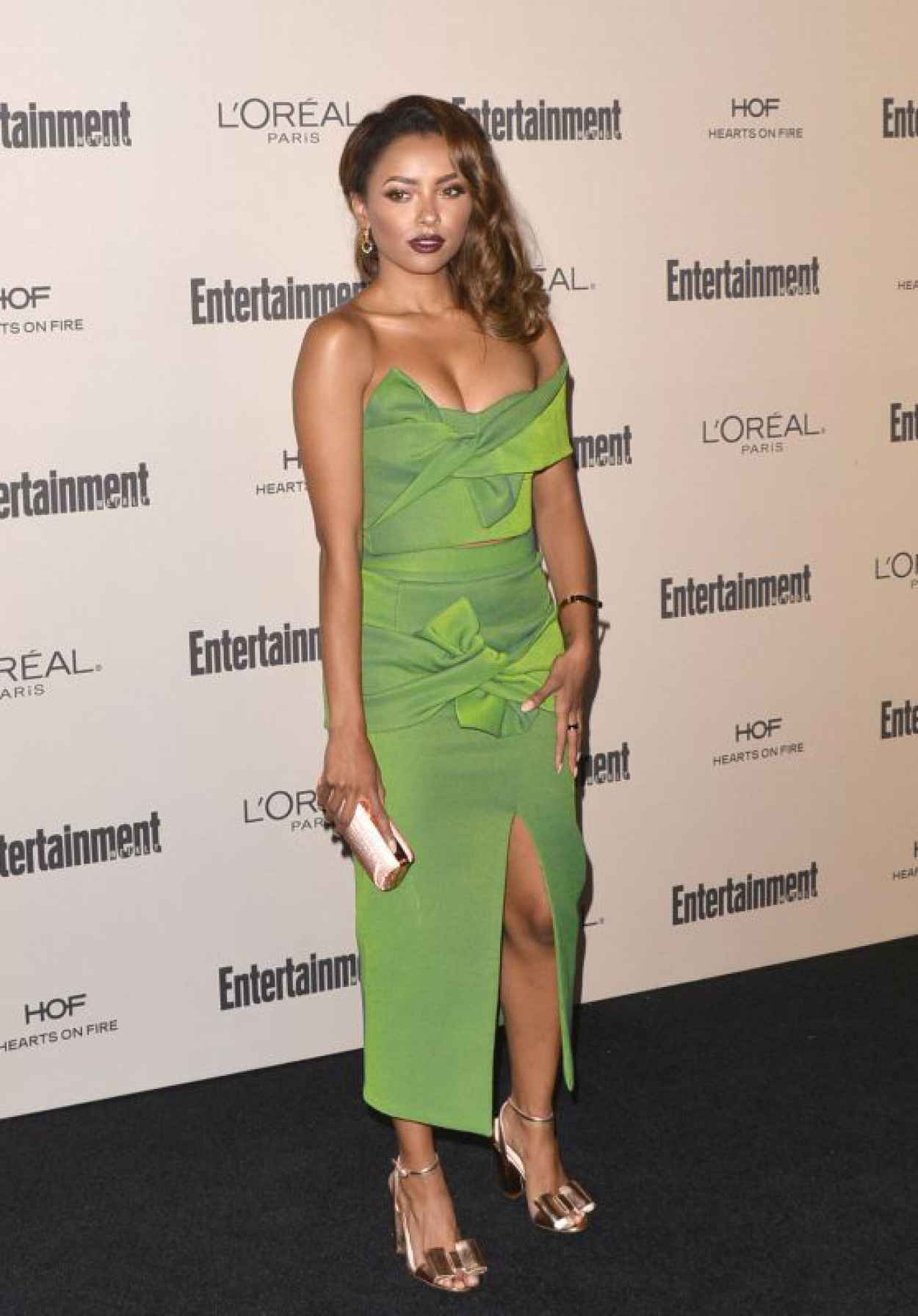 Kat Graham - 2015 Entertainment Weekly Pre-Emmy Party-1