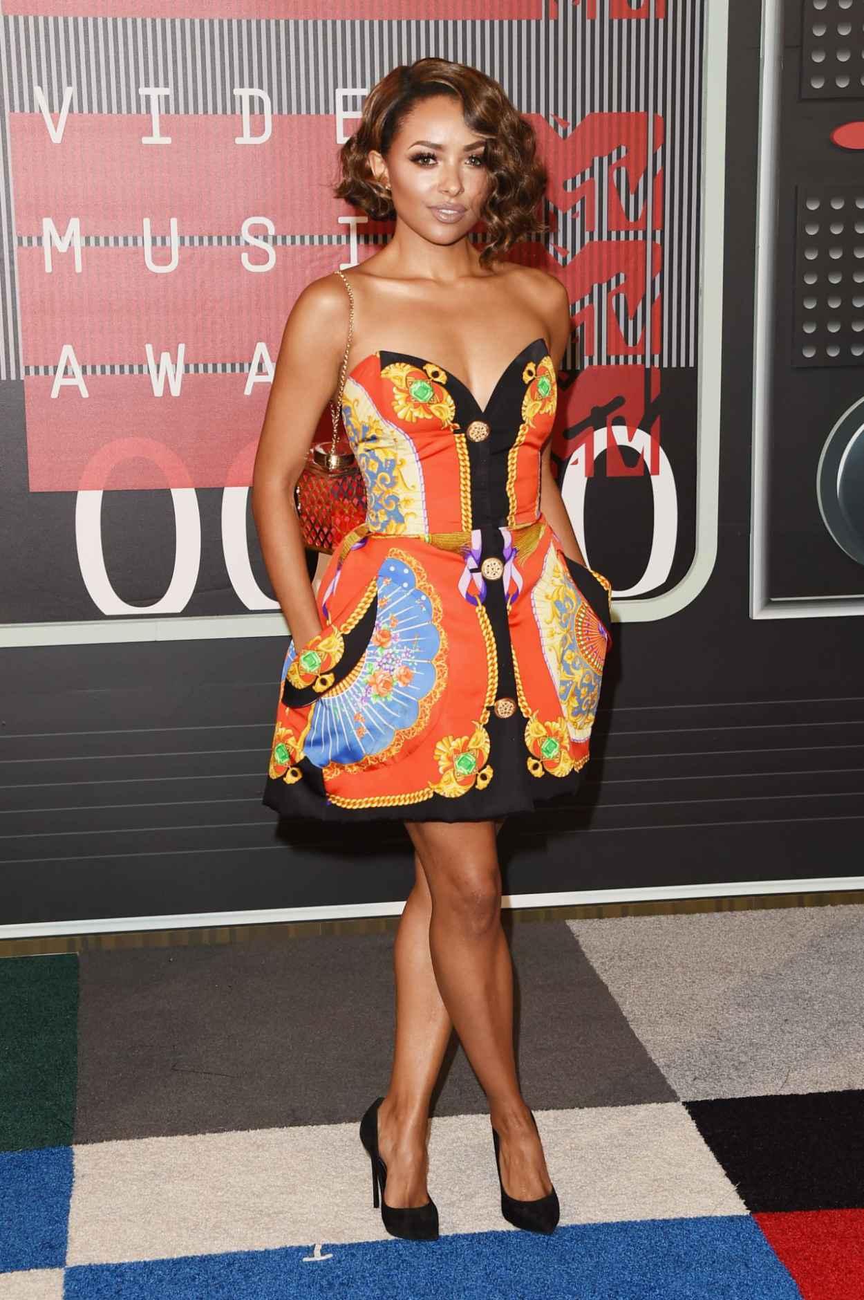 Kat Graham - 2015 MTV Video Music Awards at Microsoft Theater in Los Angeles-4