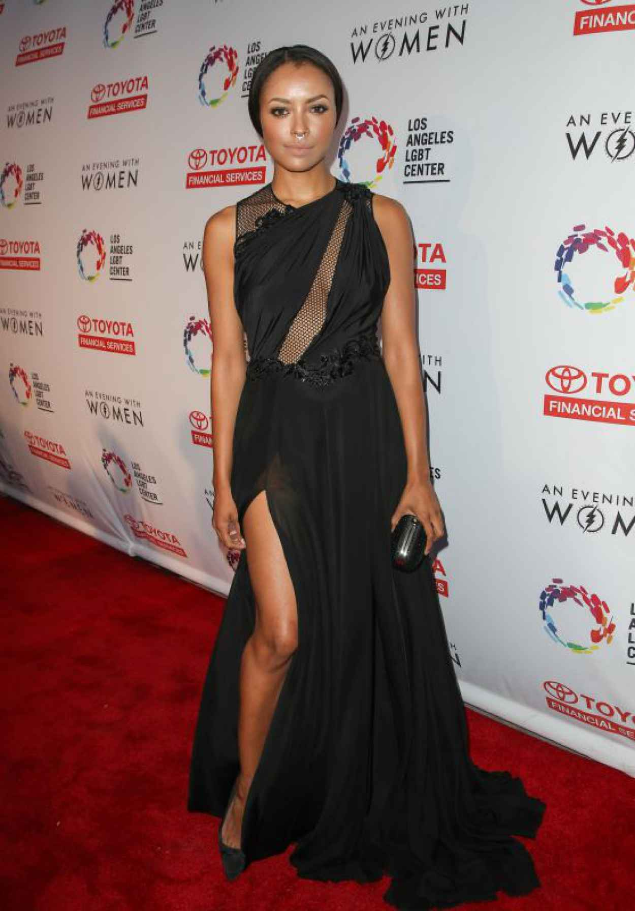 Kat Graham - An Evening With Women Benefiting the Los Angeles LGBT Center, May 2015-1