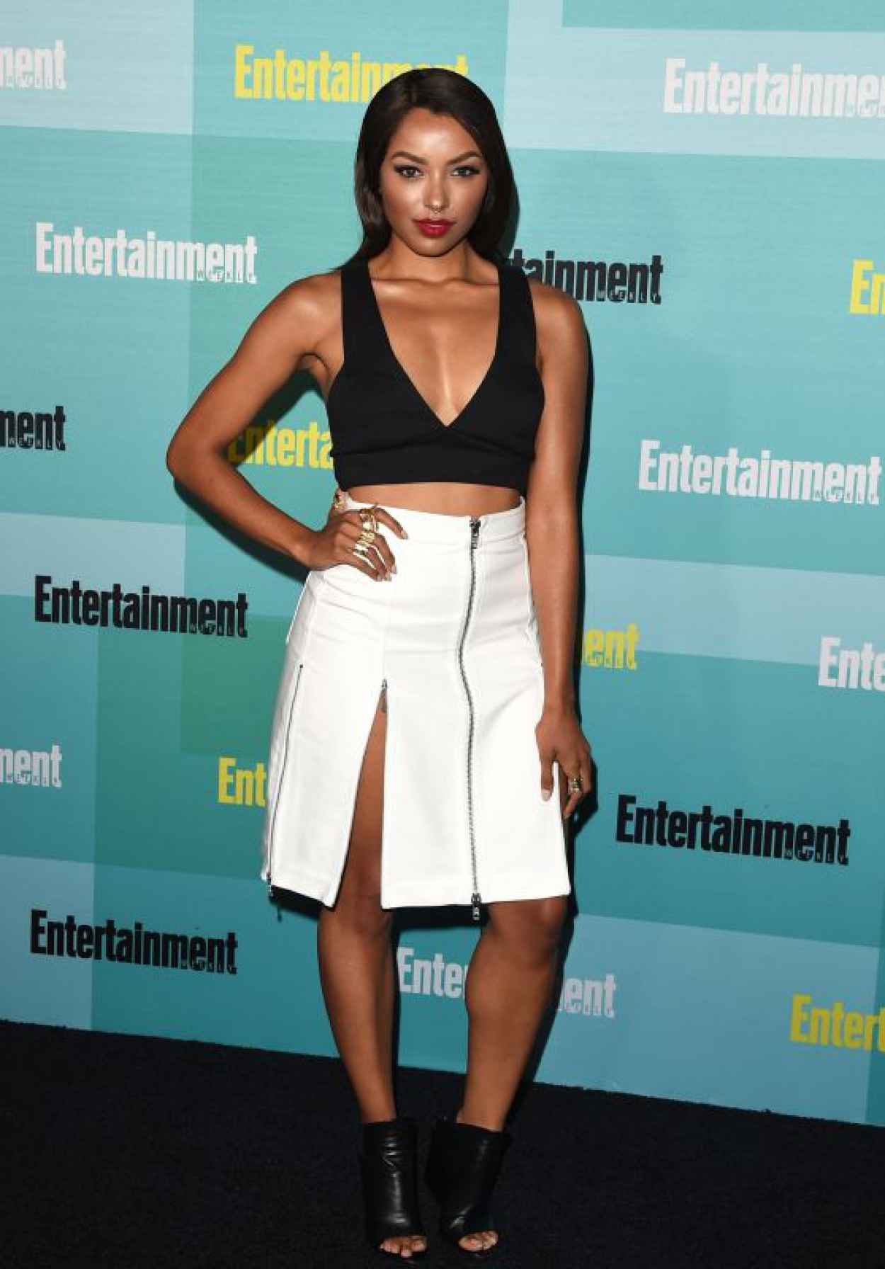 Kat Graham - Entertainment Weekly Party at Comic-Con in San Diego, July 2015-1
