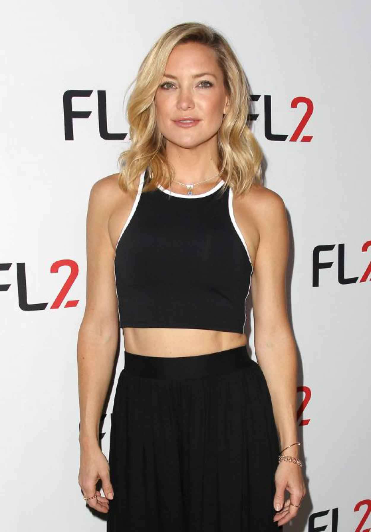 Kate Hudson – FL2 Mens Active Wear Collection Launch in NY ...