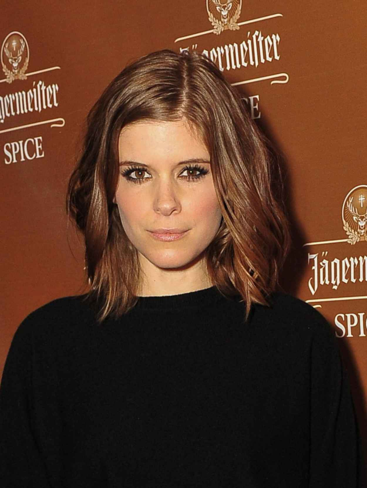Kate Mara attends the Jagermeister Spice Launch in New York City.-1