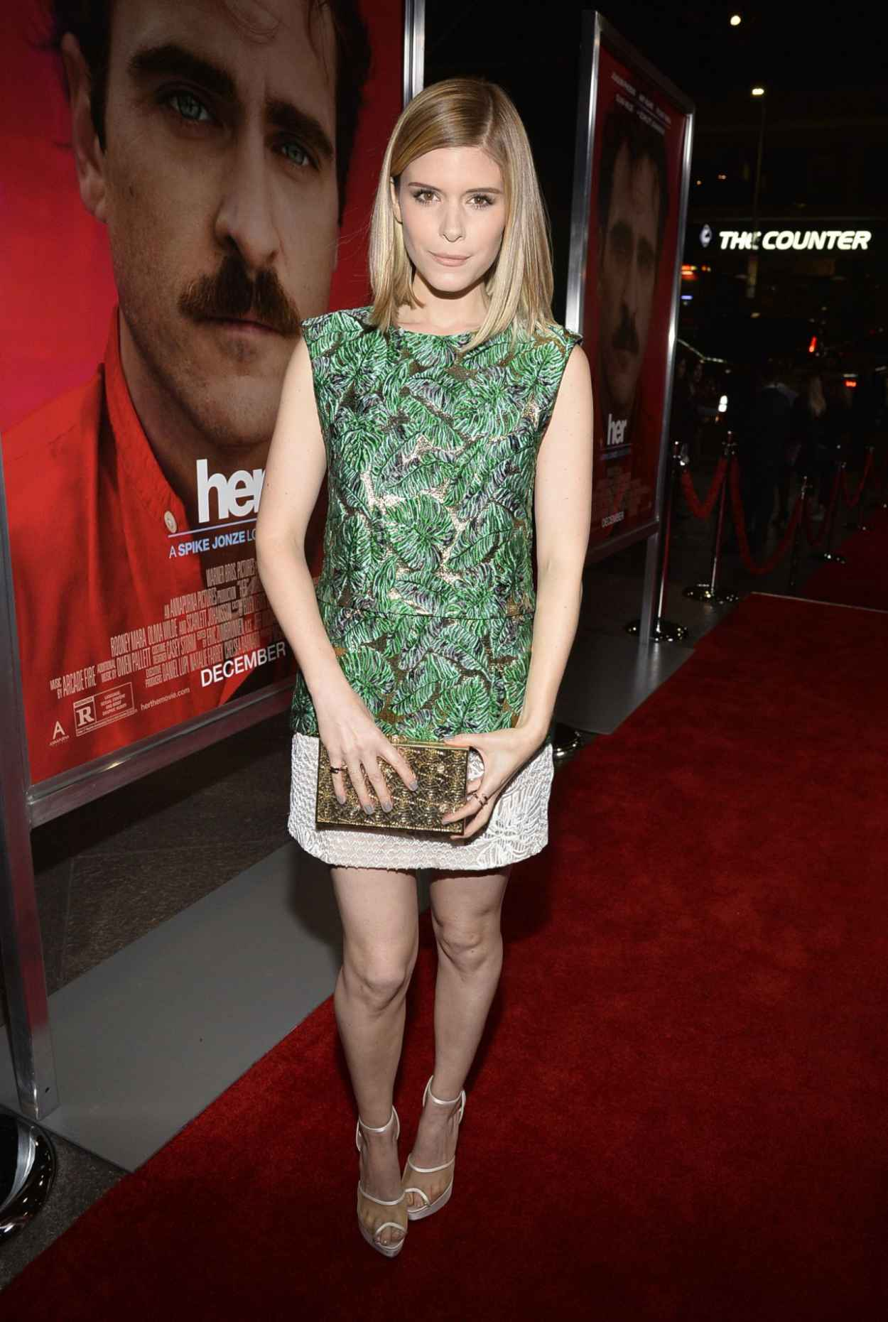 Kate Mara - Red Carpet Photos from HER Movie Premiere in Los Angeles-1