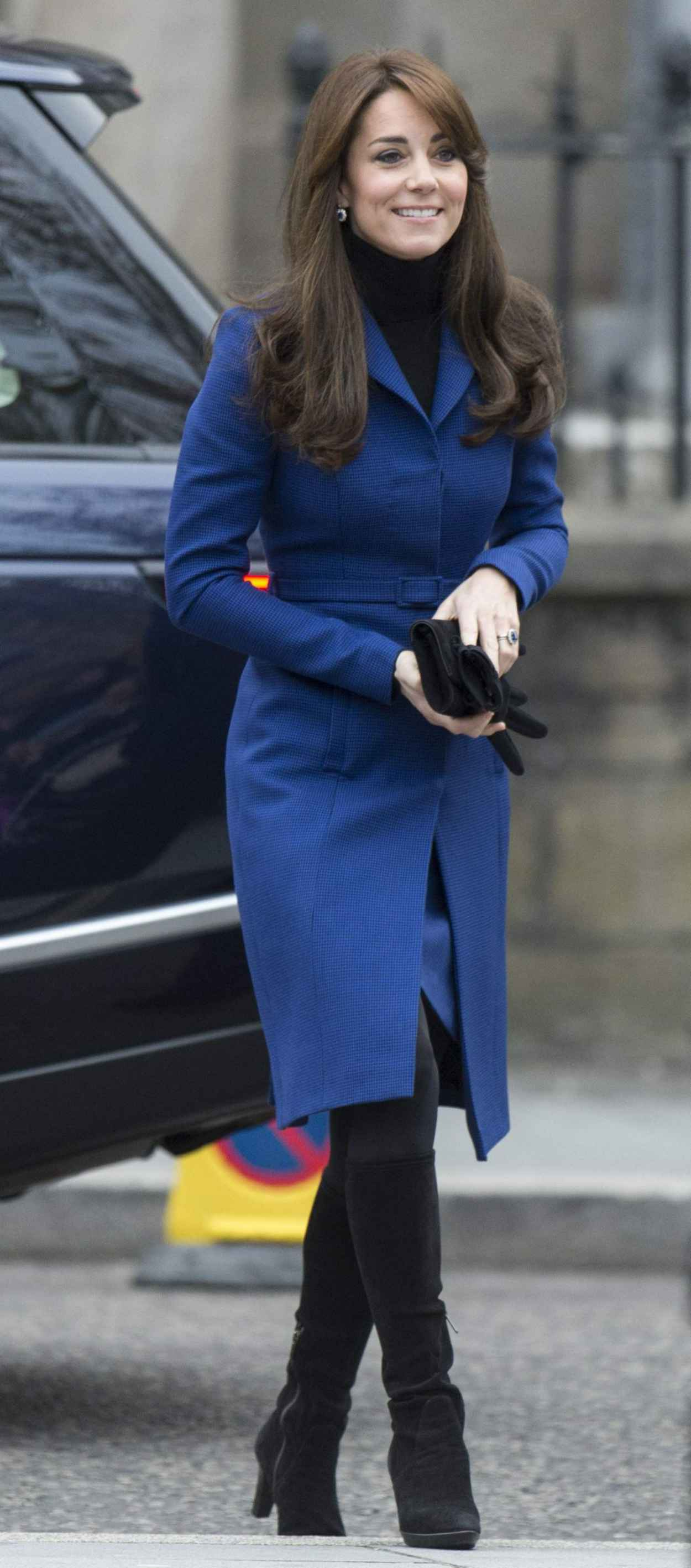 Kate Middleton - Her First Official Cisit to Dundee, October 2015-3
