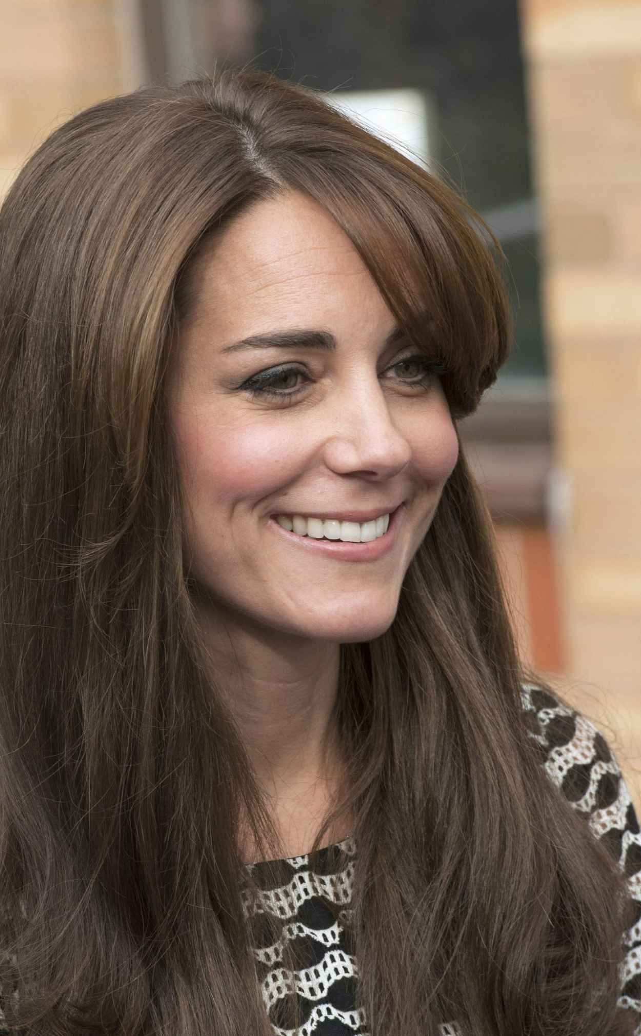 Kate Middleton - Hosted by Mind at Londons Harrow College, October 2015-3