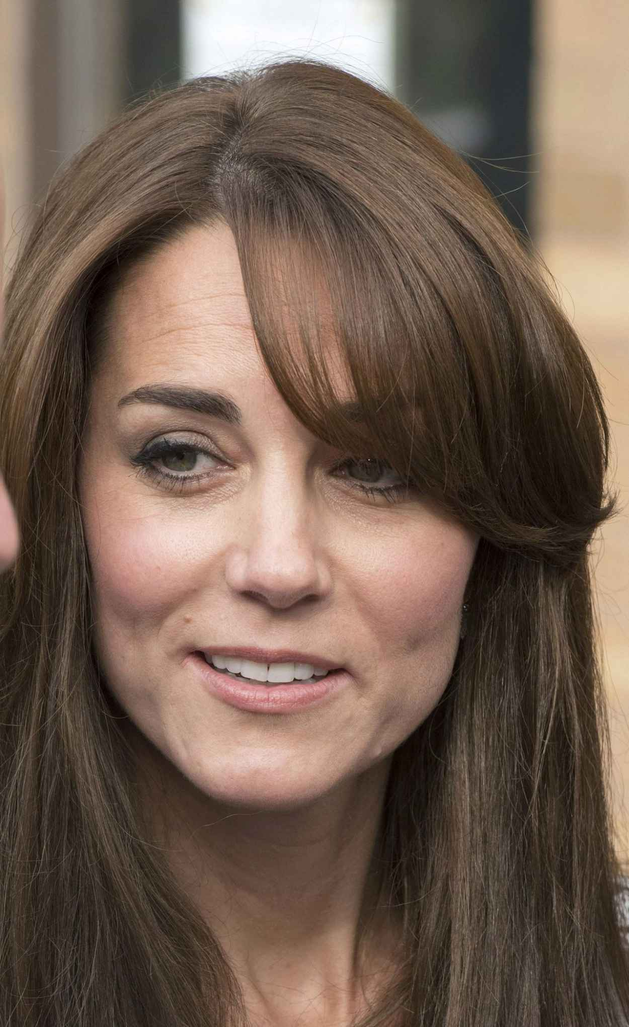 Kate Middleton - Hosted by Mind at Londons Harrow College, October 2015-4