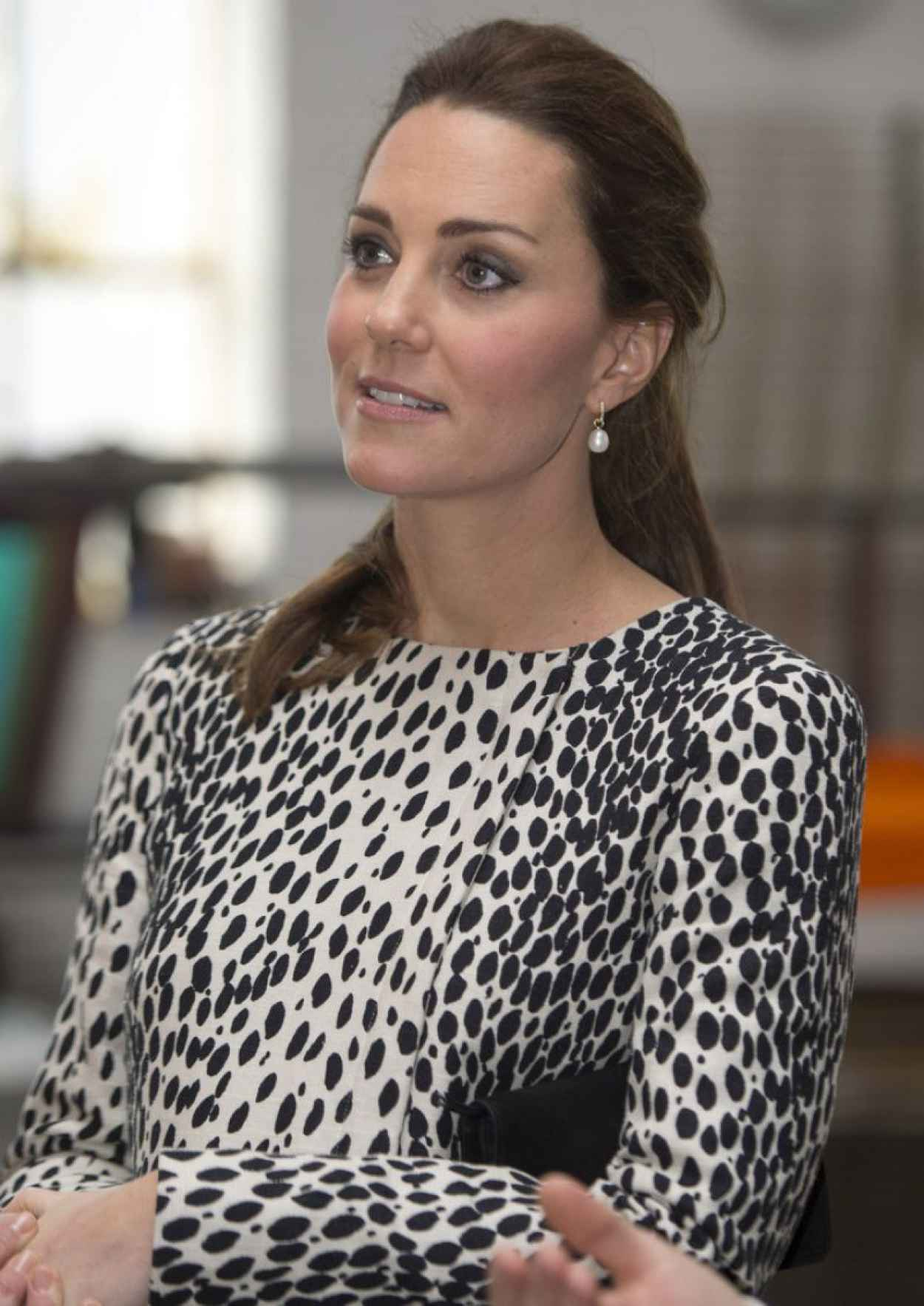 Kate Middleton Style - Visiting the Turner Contemporary Gallery in Margate, March 2015-1