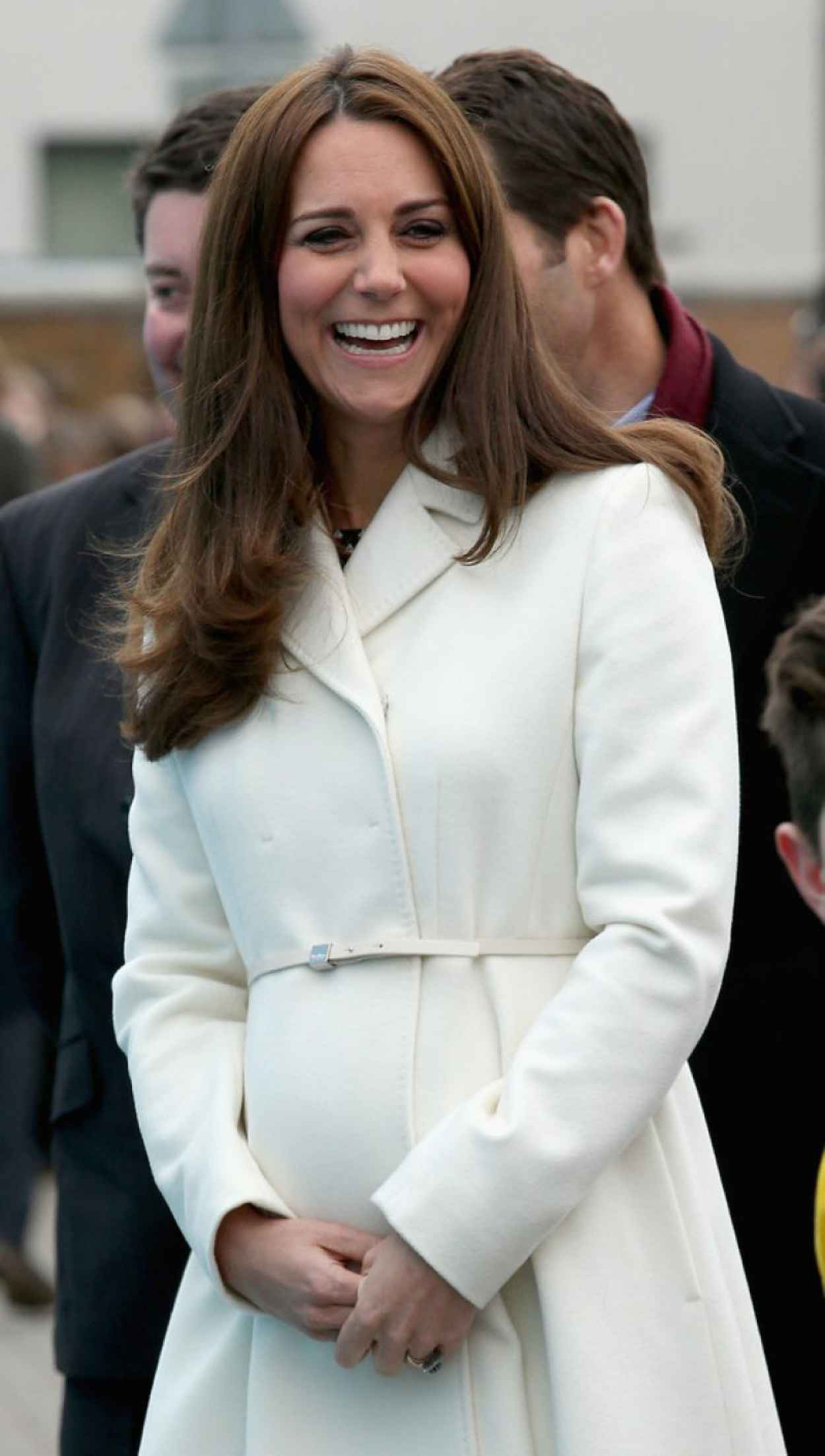 Kate Middleton - Visits the Home of Ben Ainslie Racing (BAR) in Portsmouth-1