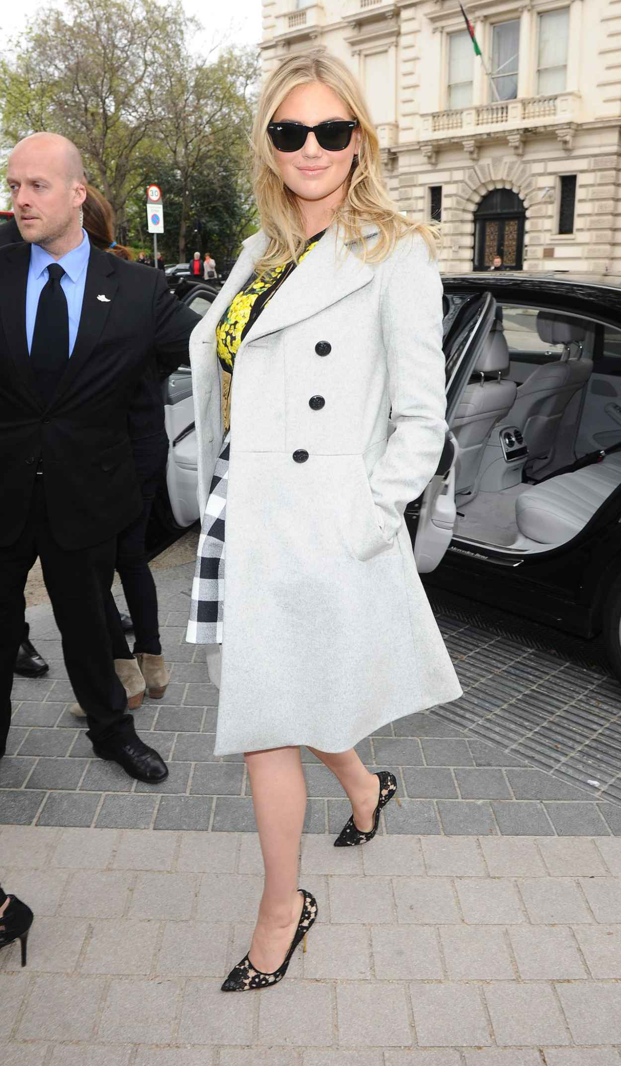 Kate Upton Style At The Vogue Festival In London April 2015