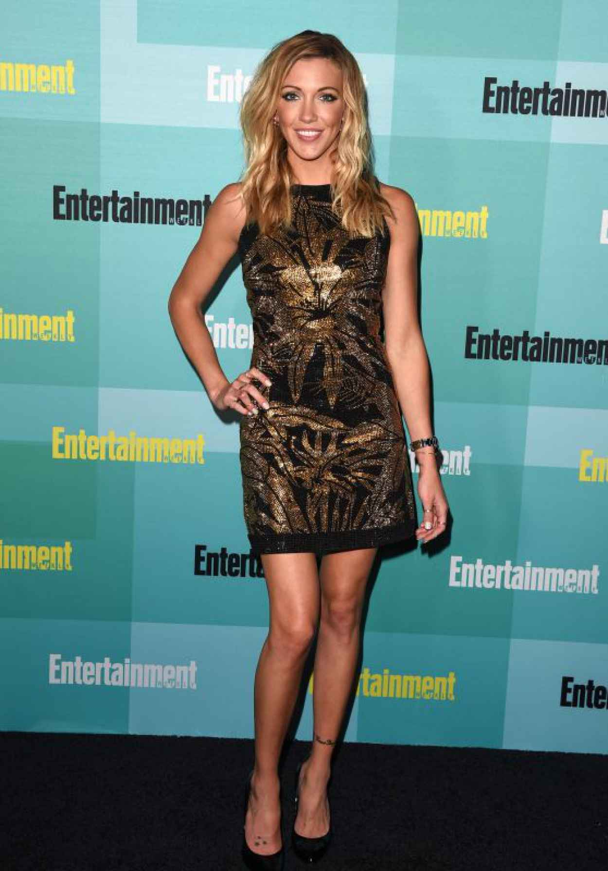 Katie Cassidy - Entertainment Weekly Party at Comic Con in San Diego, July 2015-1