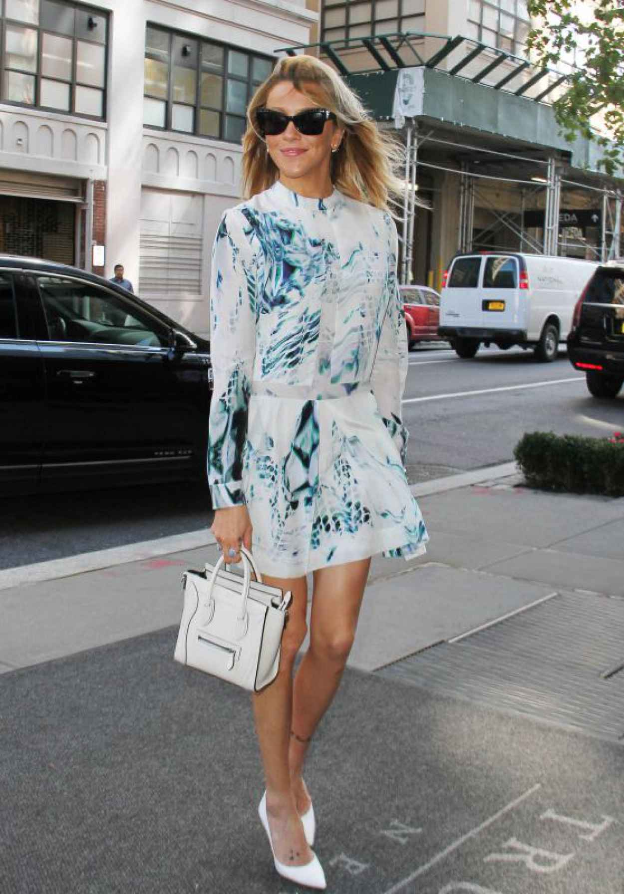 Katie Cassidy Style - Out in NYC, September 2015-1