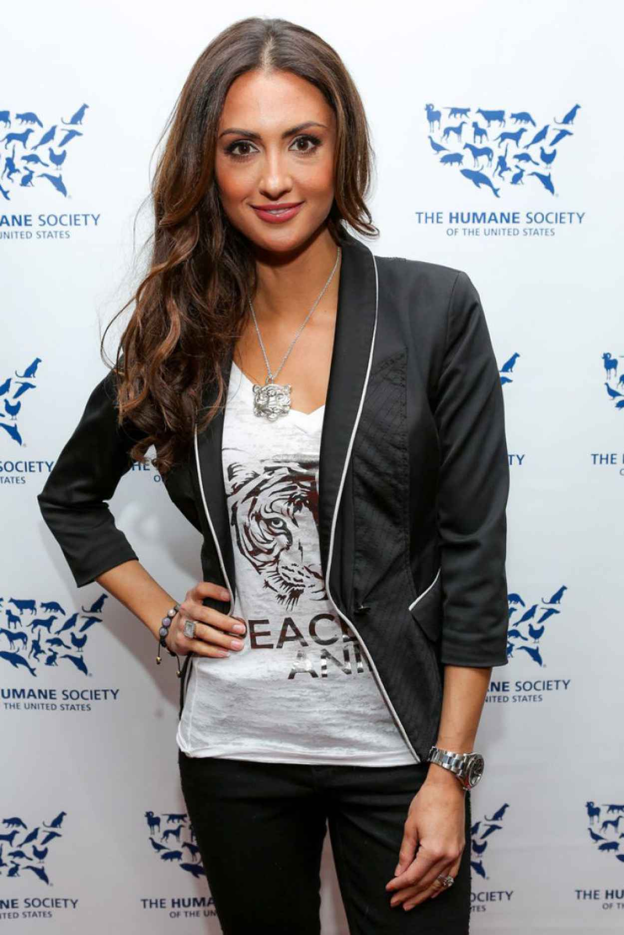 Katie Cleary on Red Carpet - WILD HORSES Movie Screening in Los Angeles-1
