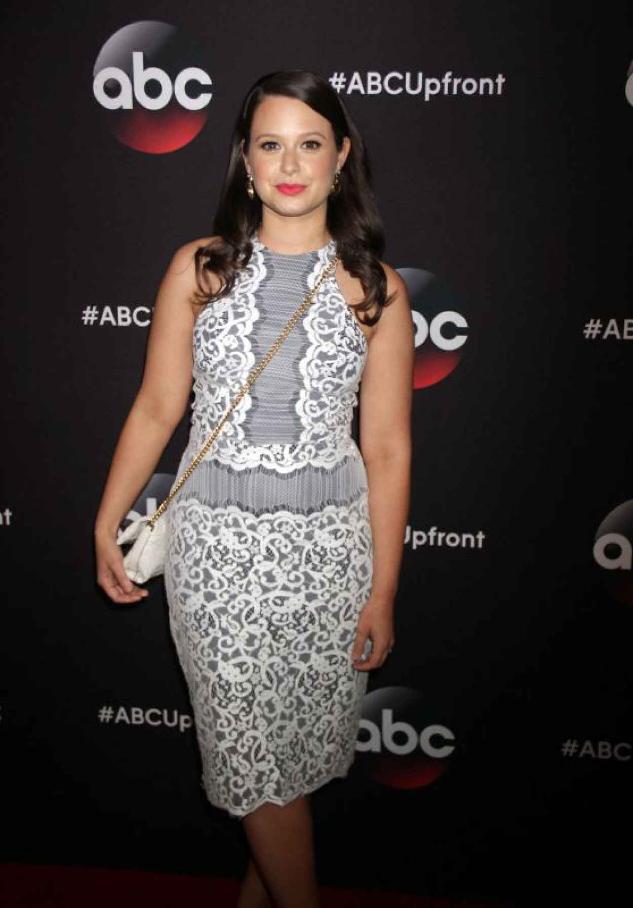 Katie Lowes - 2015 ABC Upfront in New York City-1