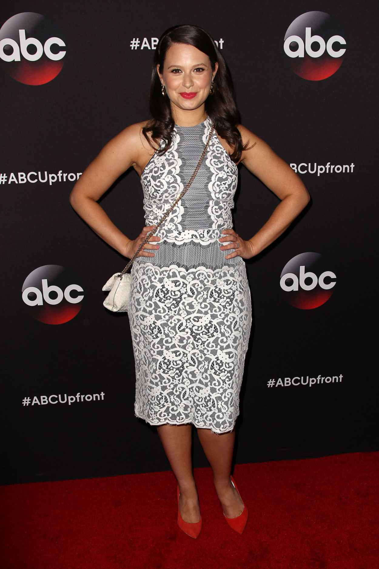 Katie Lowes - 2015 ABC Upfront in New York City-3