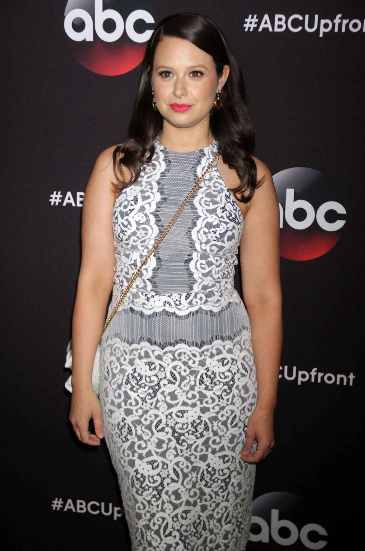 Katie Lowes - 2015 ABC Upfront in New York City-4