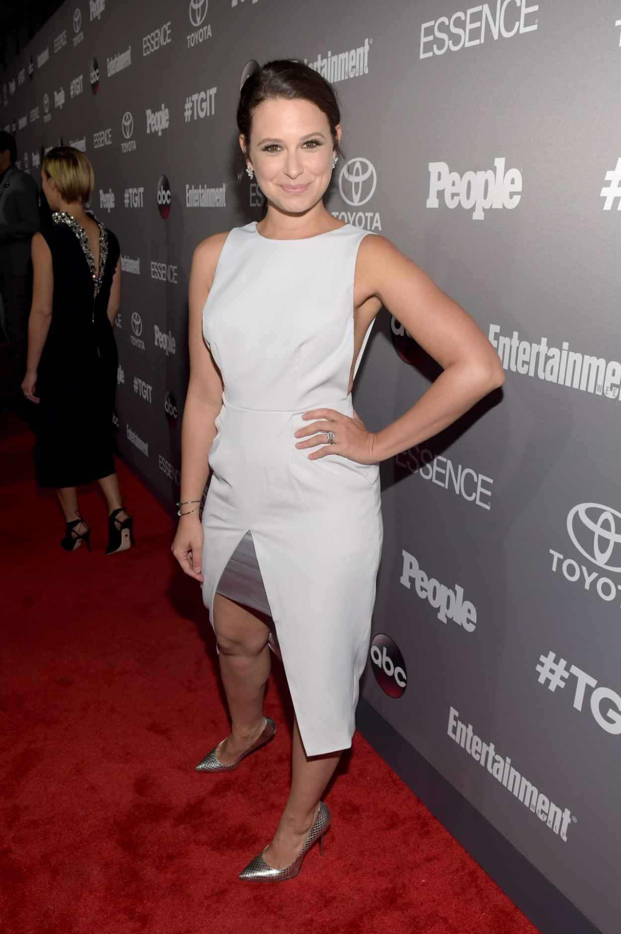Katie Lowes - ABC-s TGIT Line-up Celebration in West Hollywood-4