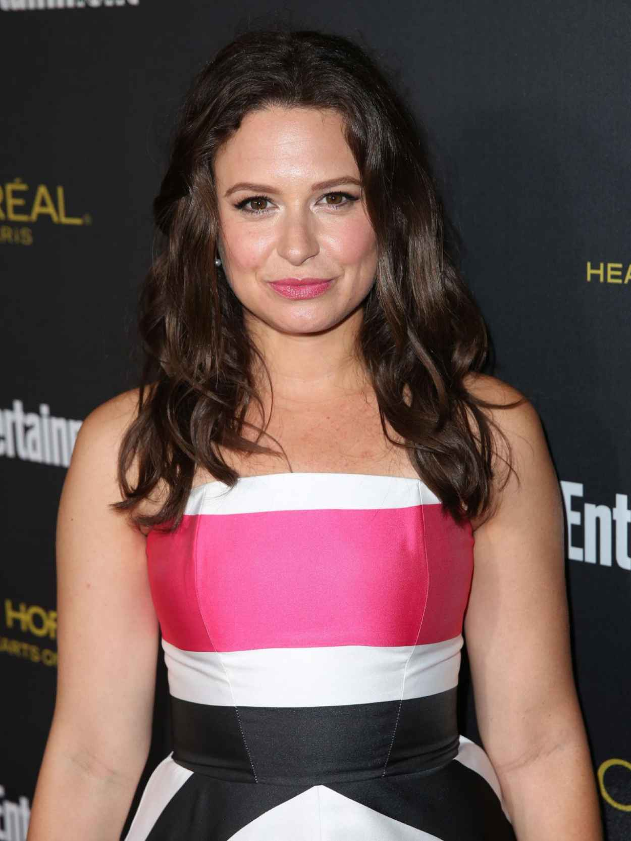 Katie Lowes - Entertainment Weekly-s Pre-Emmy 2015 Party-1