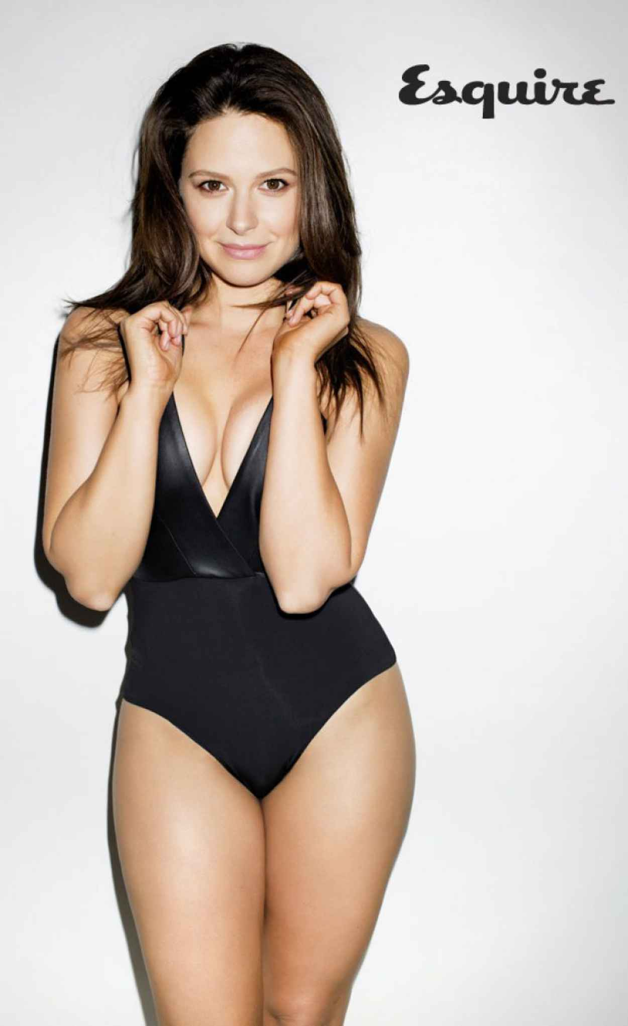 Katie Lowes - Esquire Magazine May 2015 Issue-1