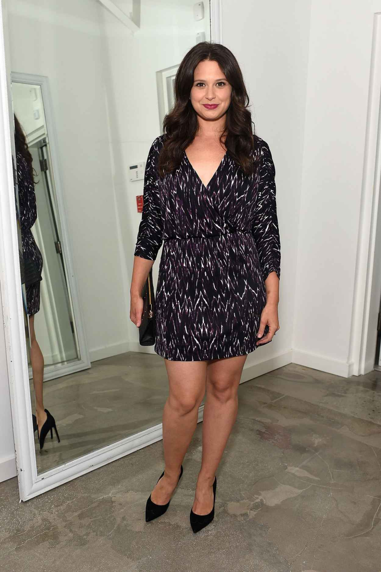 Katie Lowes - The A List 15th Anniversary Party in Beverly Hills-3