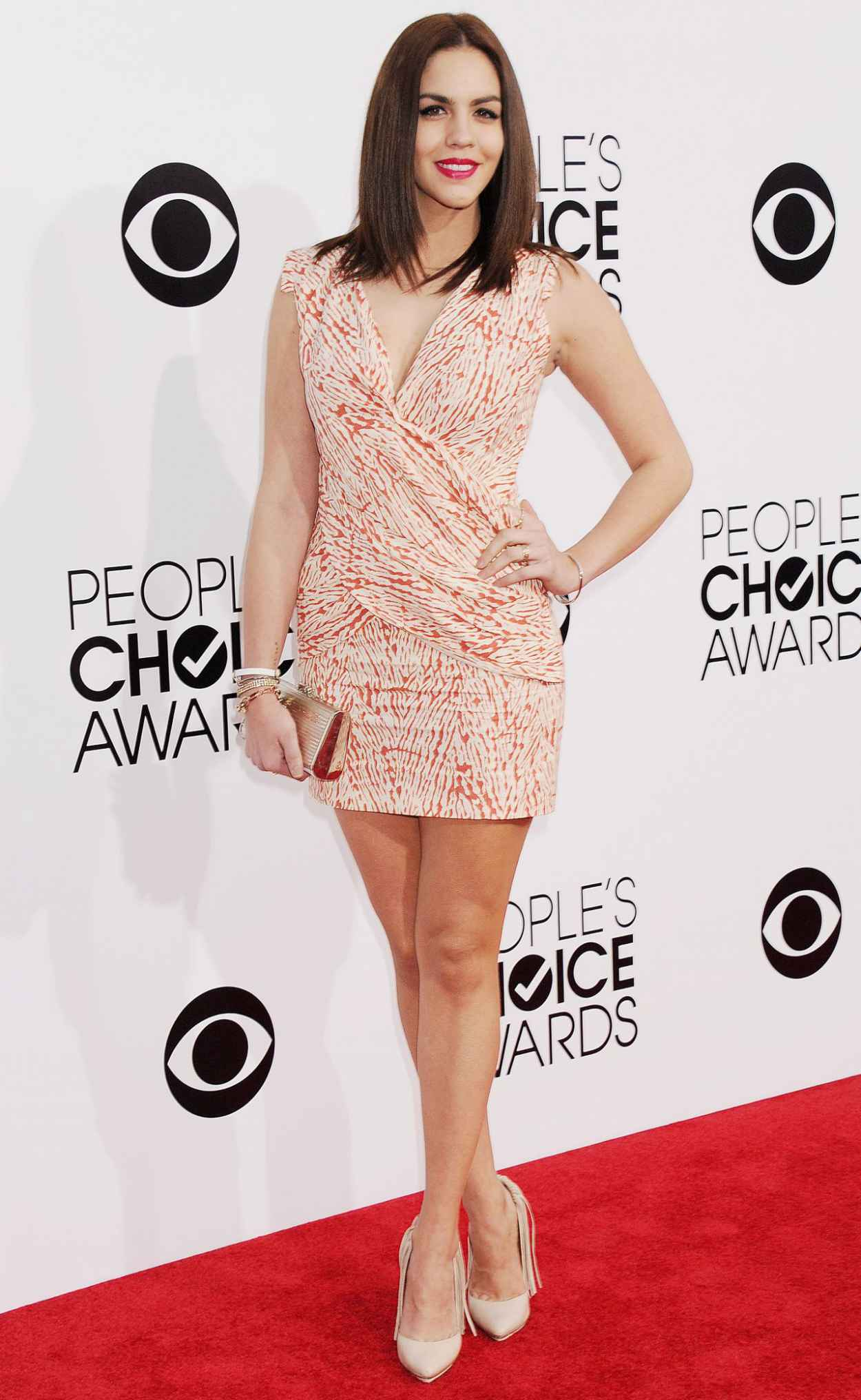 Katie Maloney at 40th Annual People-s Choice Awards in Los Angeles - January 2015-1