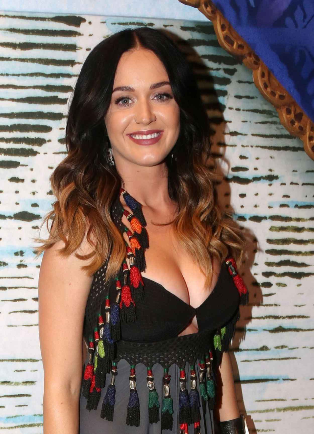Katy Perry At Broadways Finding Neverland in New York, August 2015-5