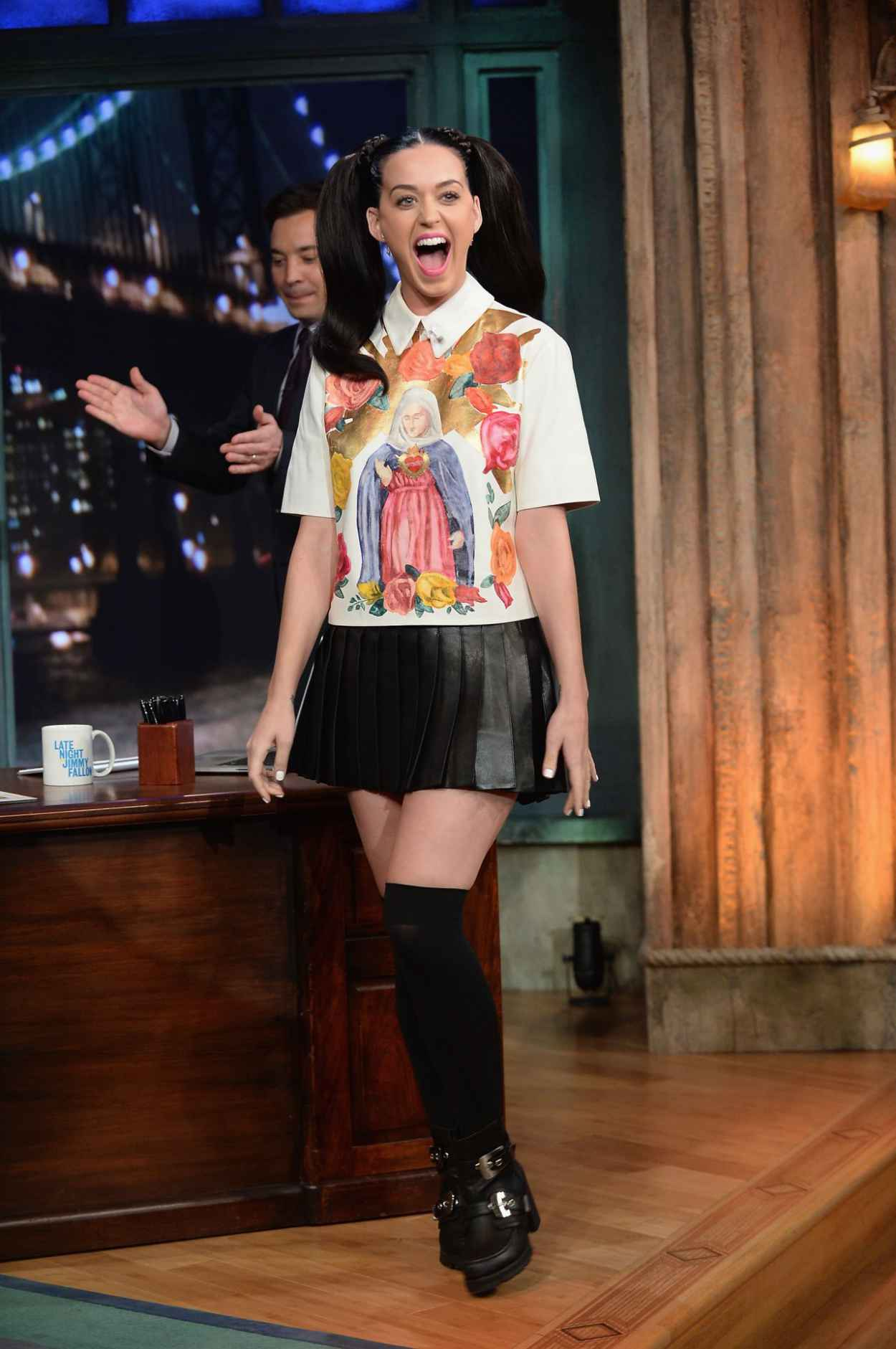 Katy Perry on Late Night With Jimmy Fallon-2