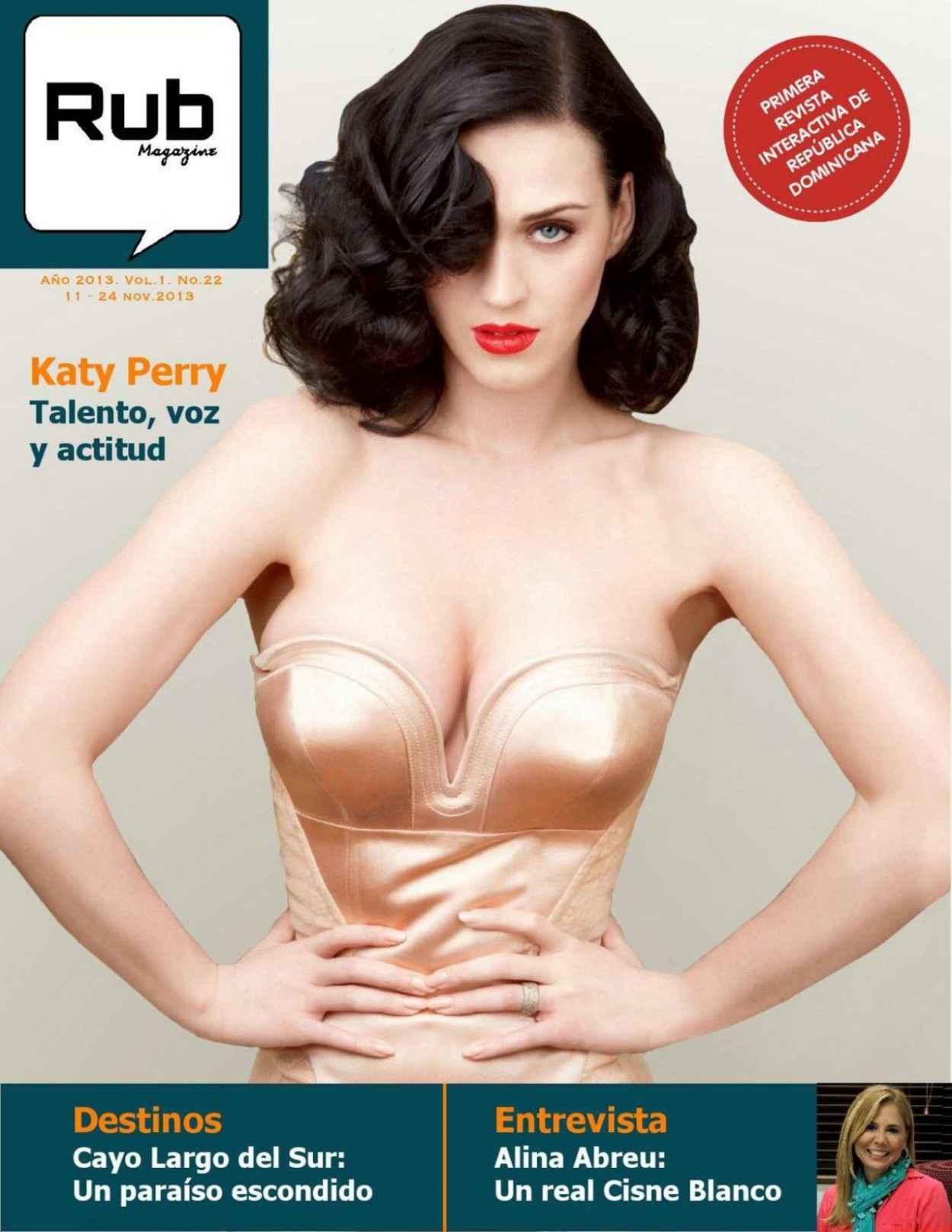 Katy Perry - RUB Magazine (Dominican Republic) - November 2015-2