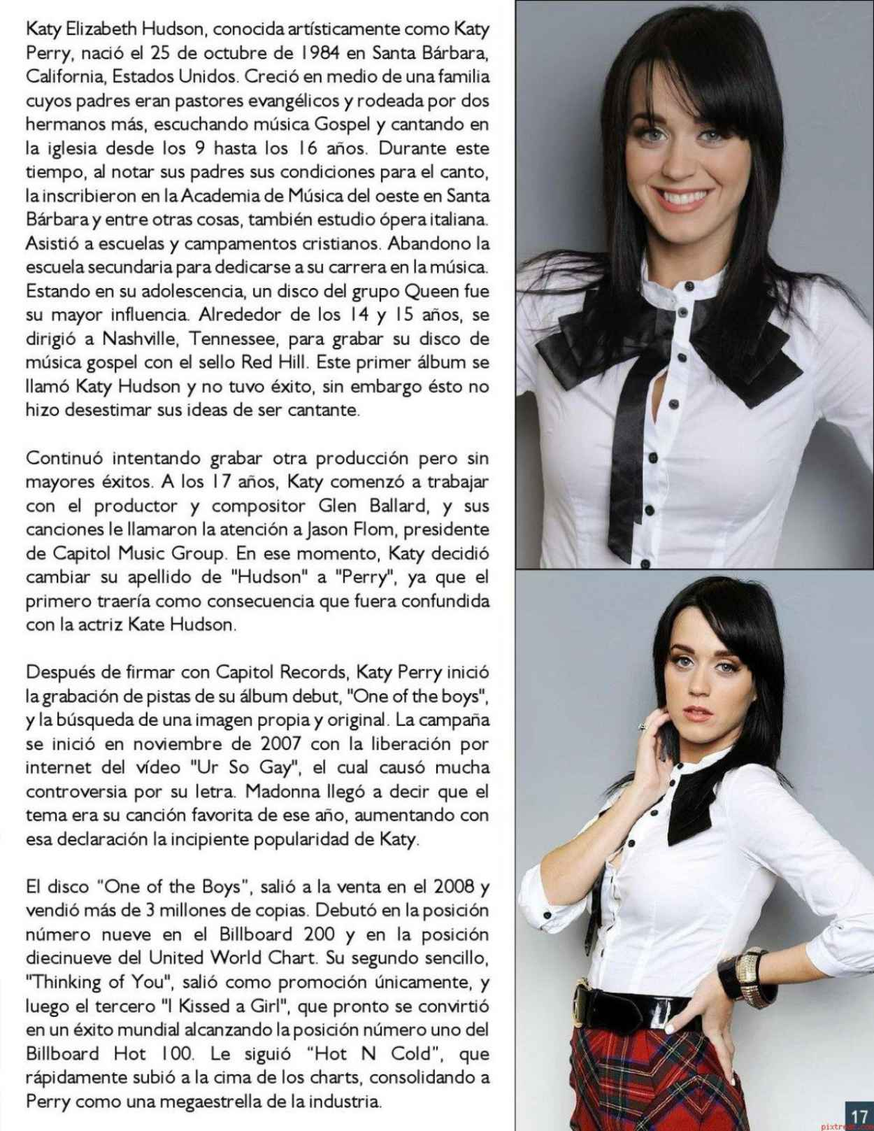 Katy Perry - RUB Magazine (Dominican Republic) - November 2015-5