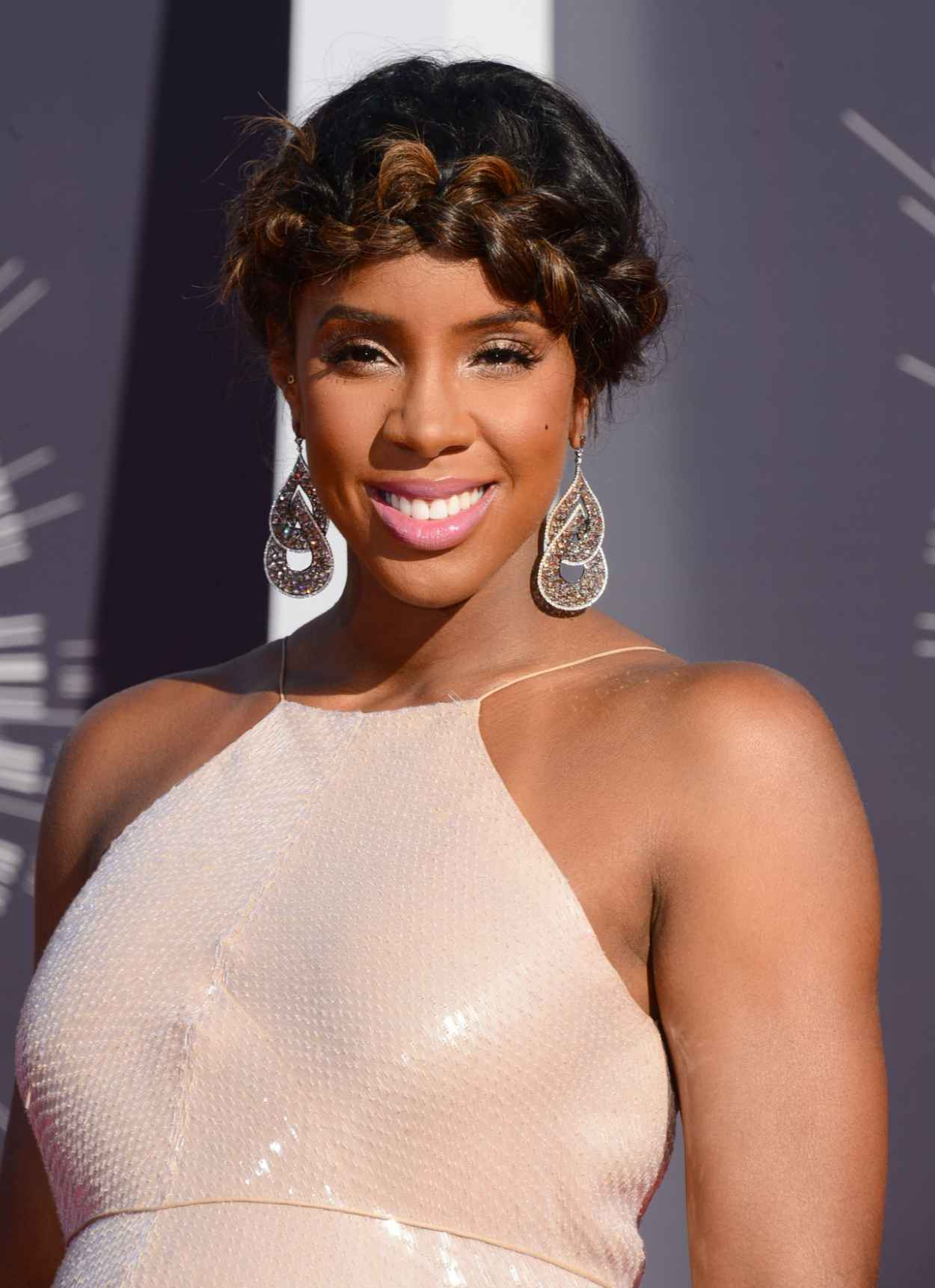 Kelly Rowland - 2015 MTV Video Music Awards in Inglewood-1