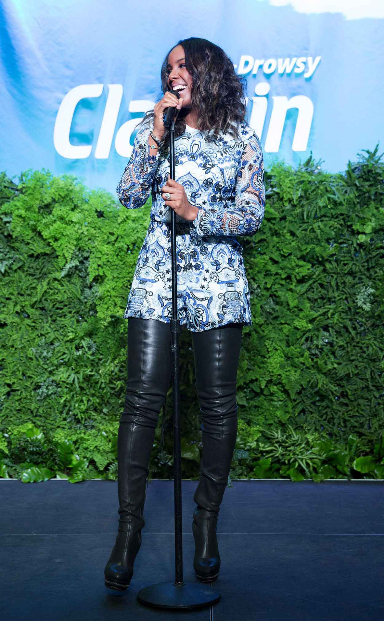 Kelly Rowland - Spring Kickoff With Claritin Event in New York City-3