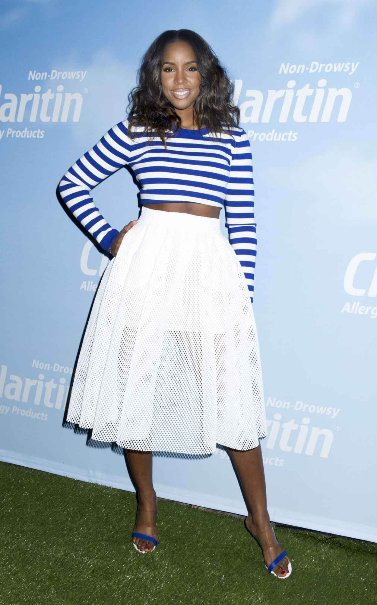 Kelly Rowland - Spring Kickoff With Claritin Event in New York City-4