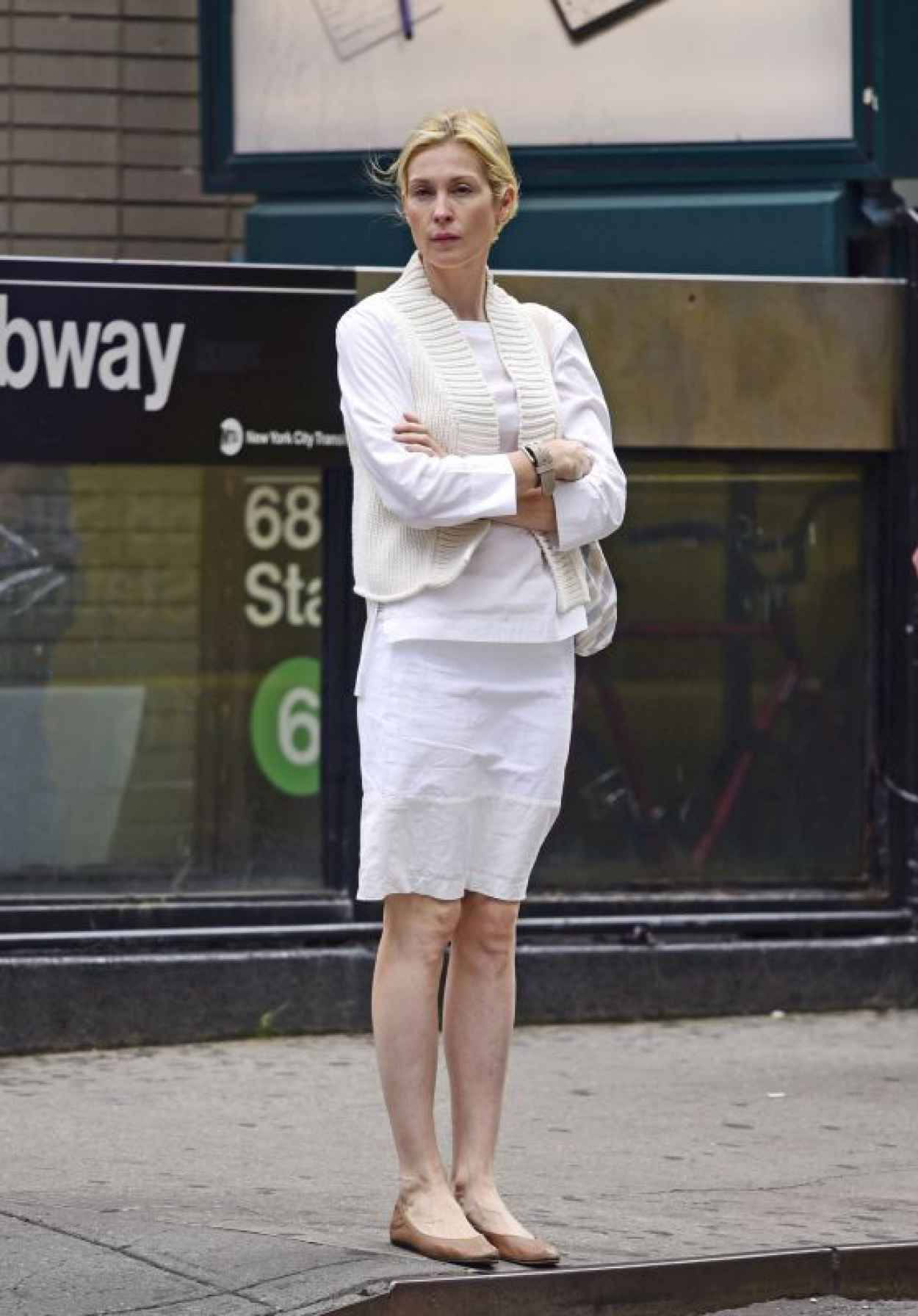 Kelly Rutherford Casual Style - Out in NYC, June 2015-1