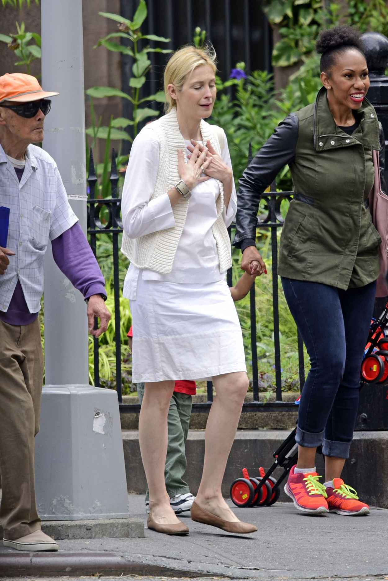Kelly Rutherford Casual Style - Out in NYC, June 2015-3