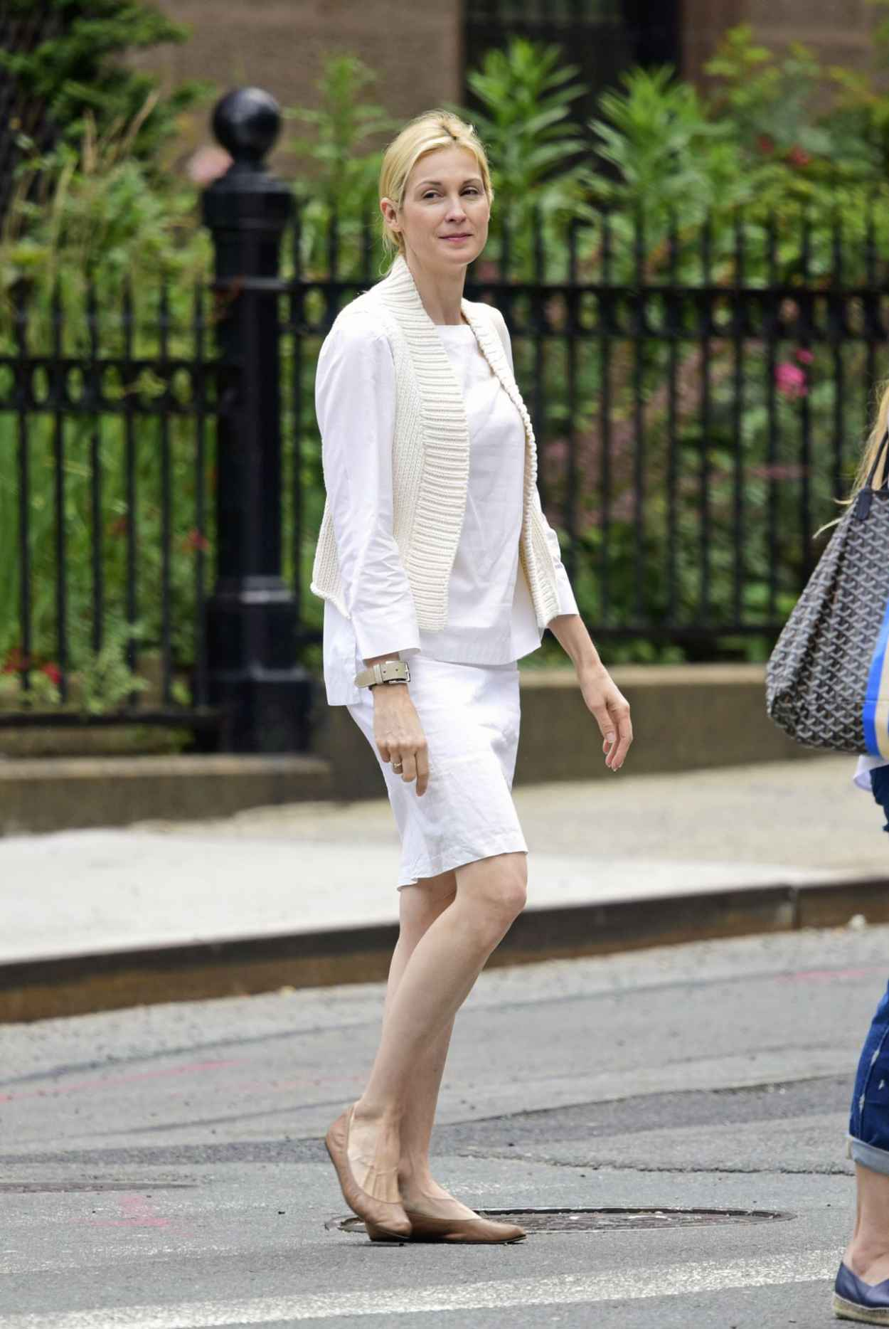 Kelly Rutherford Casual Style - Out in NYC, June 2015-5