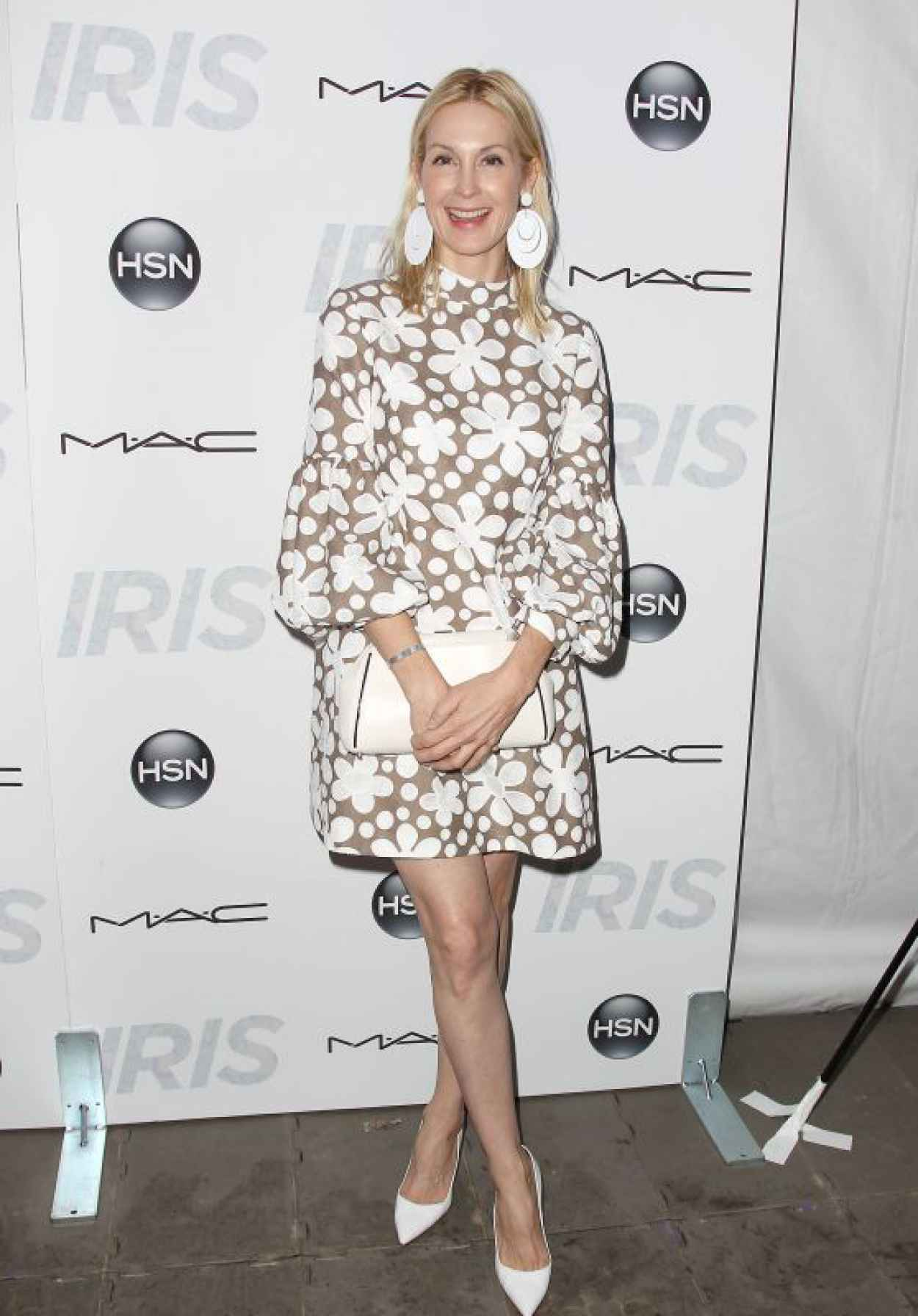 Kelly Rutherford - Iris Premiere in New York City-1
