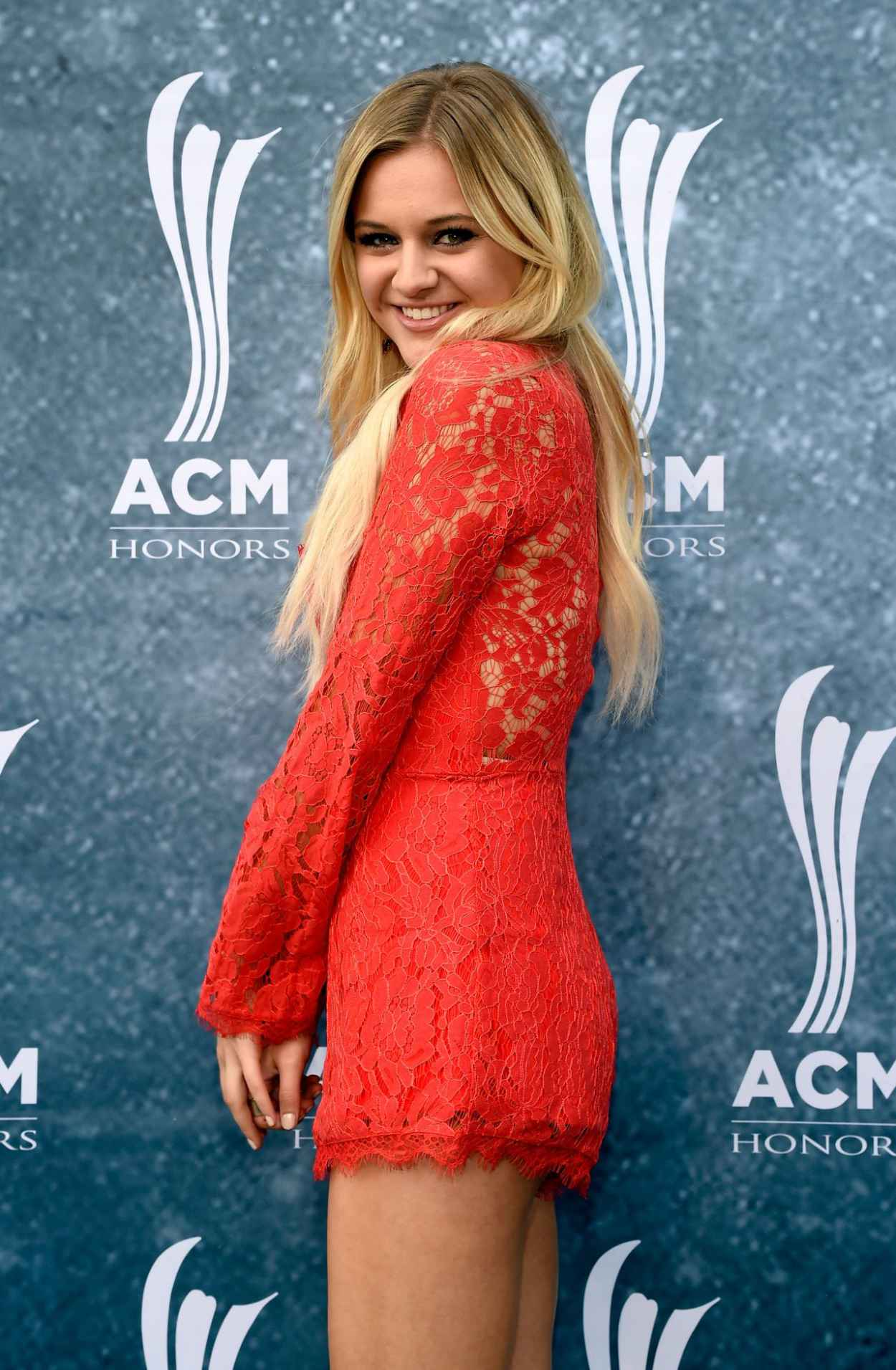 Kelsea Ballerini - 2015 ACM Honors at Ryman Auditorium in Nashville-2