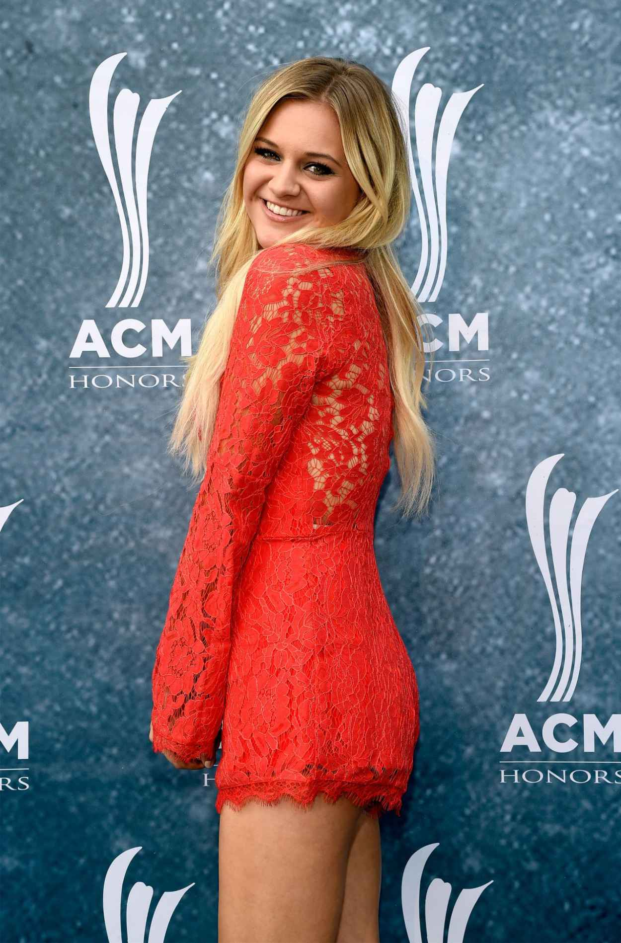 Kelsea Ballerini - 2015 ACM Honors at Ryman Auditorium in Nashville-3