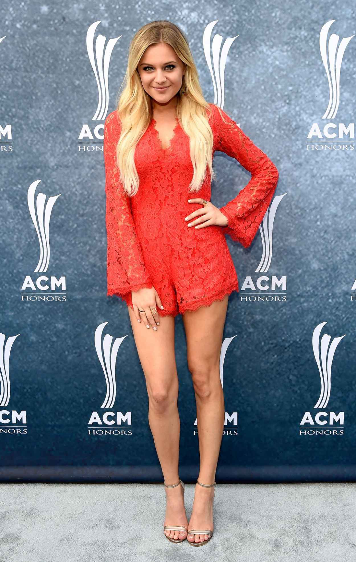 Kelsea Ballerini - 2015 ACM Honors at Ryman Auditorium in Nashville-4