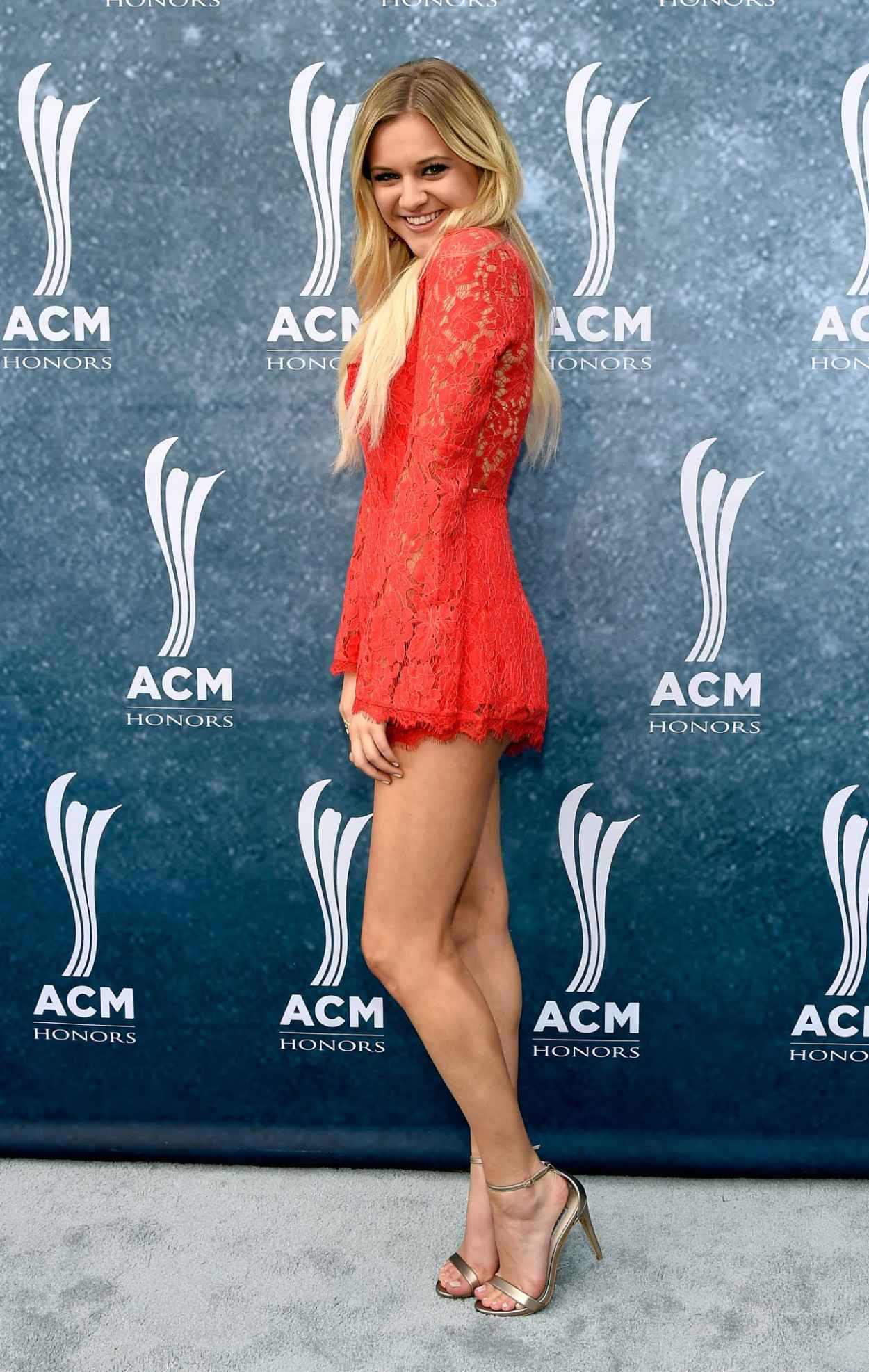 Kelsea Ballerini - 2015 ACM Honors at Ryman Auditorium in Nashville-5
