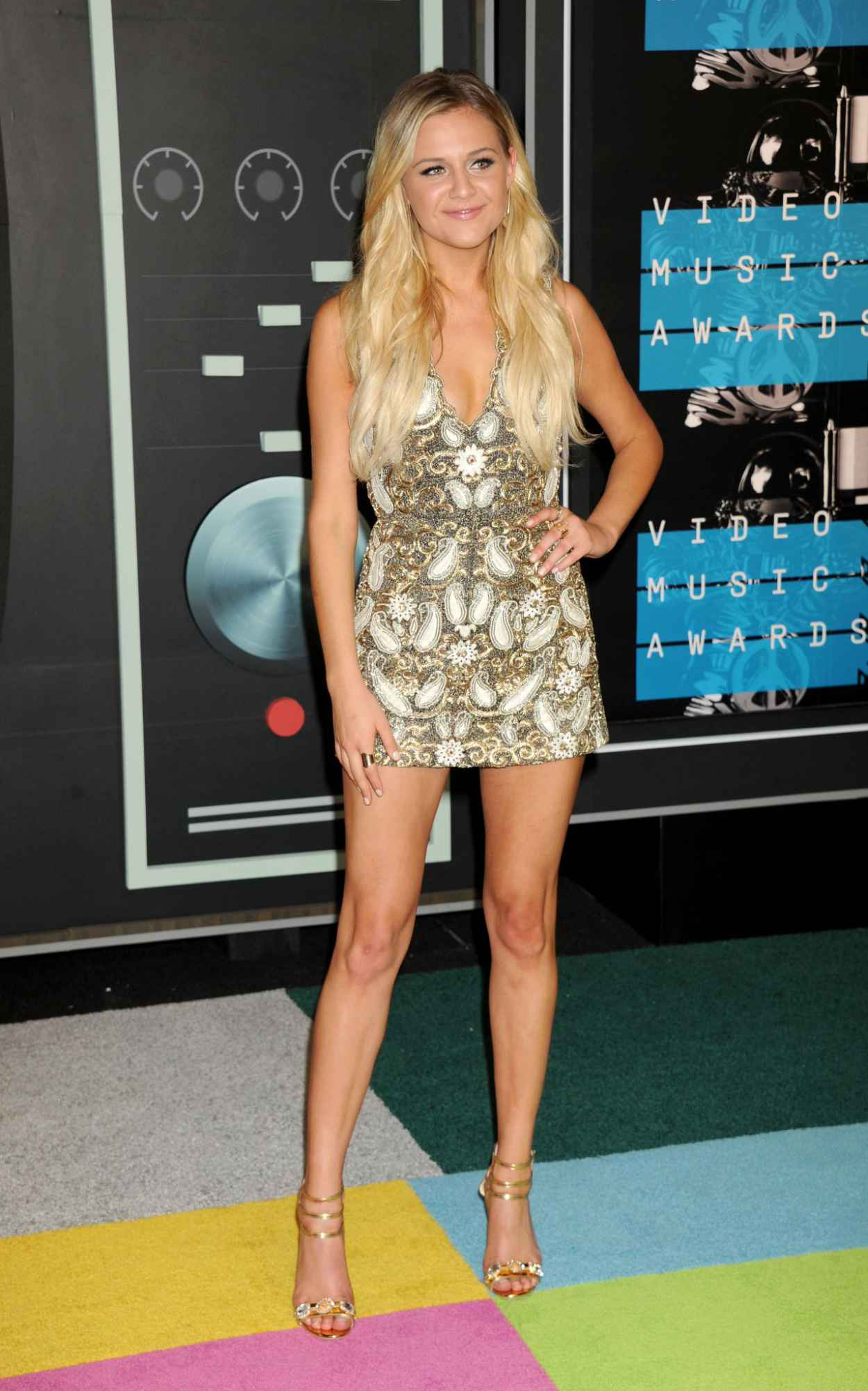 Kelsea Ballerini - 2015 MTV Video Music Awards in Los Angeles-4