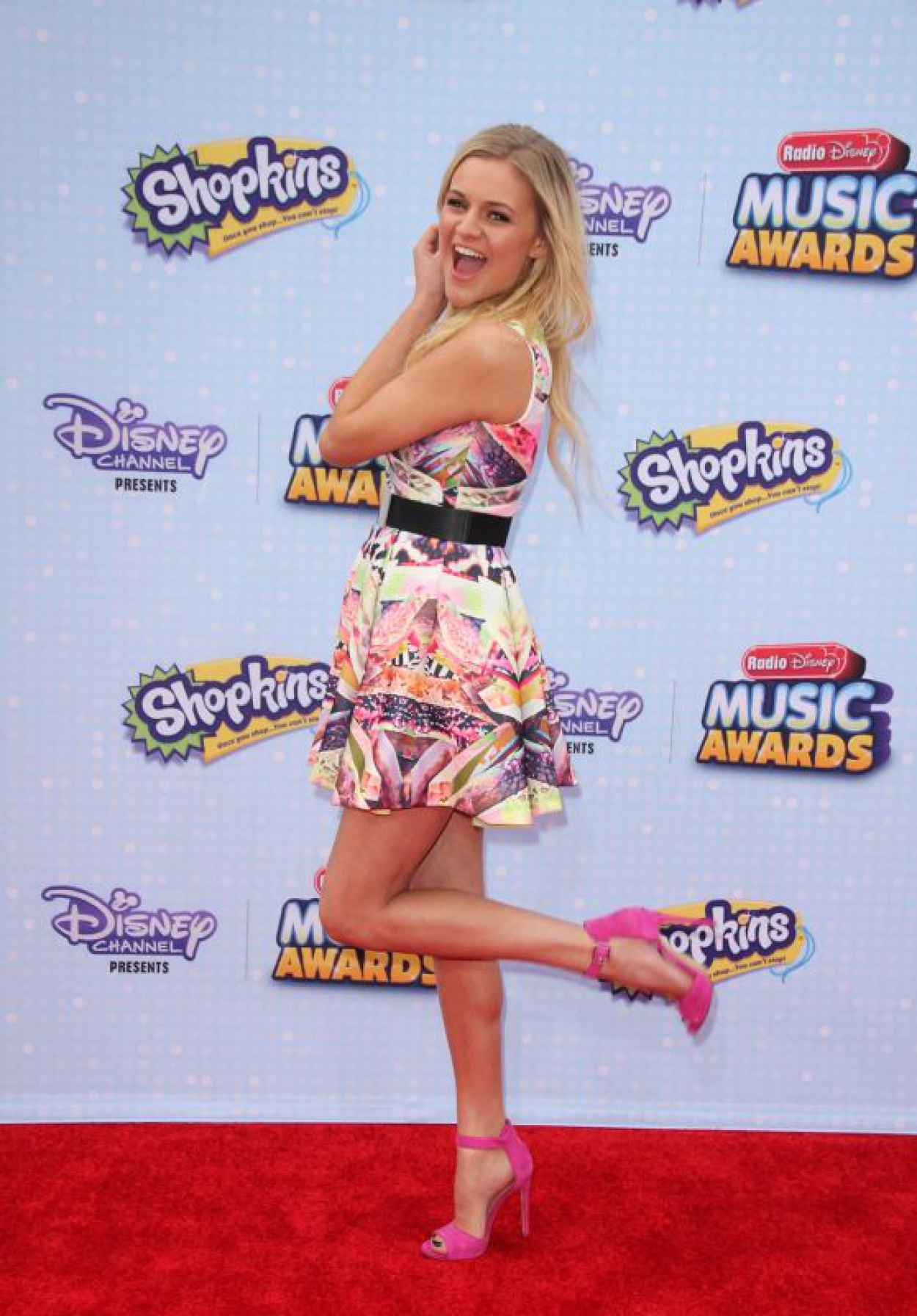Kelsea Ballerini - 2015 Radio Disney Music Awards in Los Angeles-1