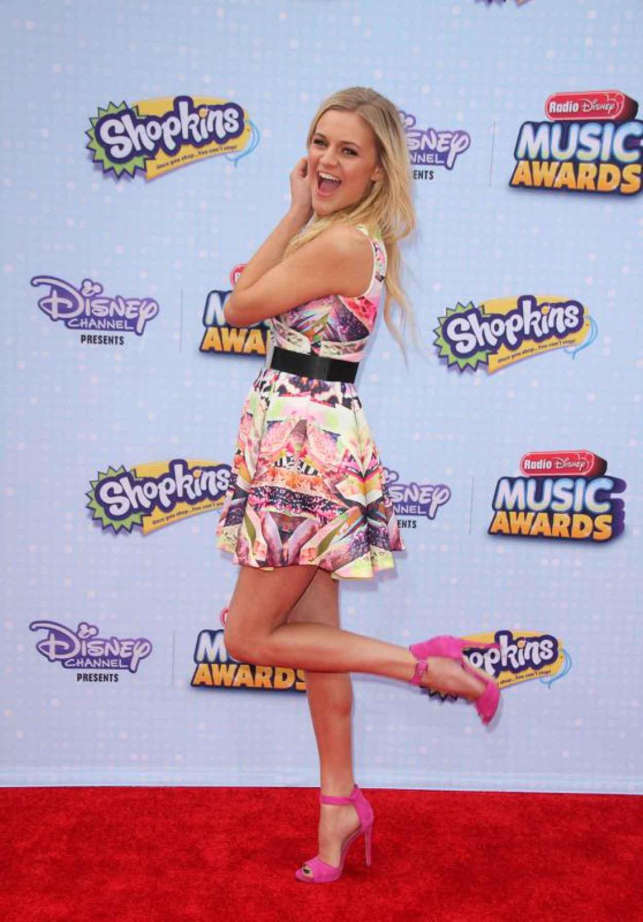 Kelsea Ballerini - 2015 Radio Disney Music Awards in Los Angeles-1
