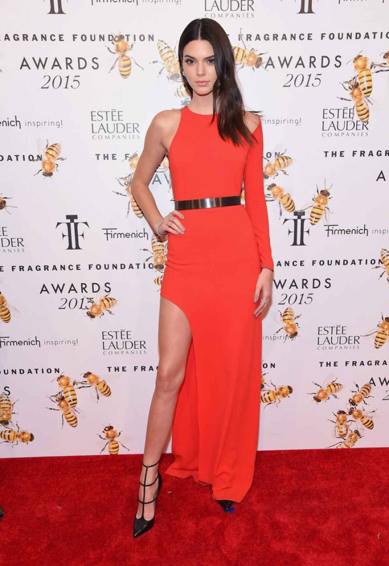 Kendall Jenner - 2015 Fragrance Foundation Awards in NYC-4