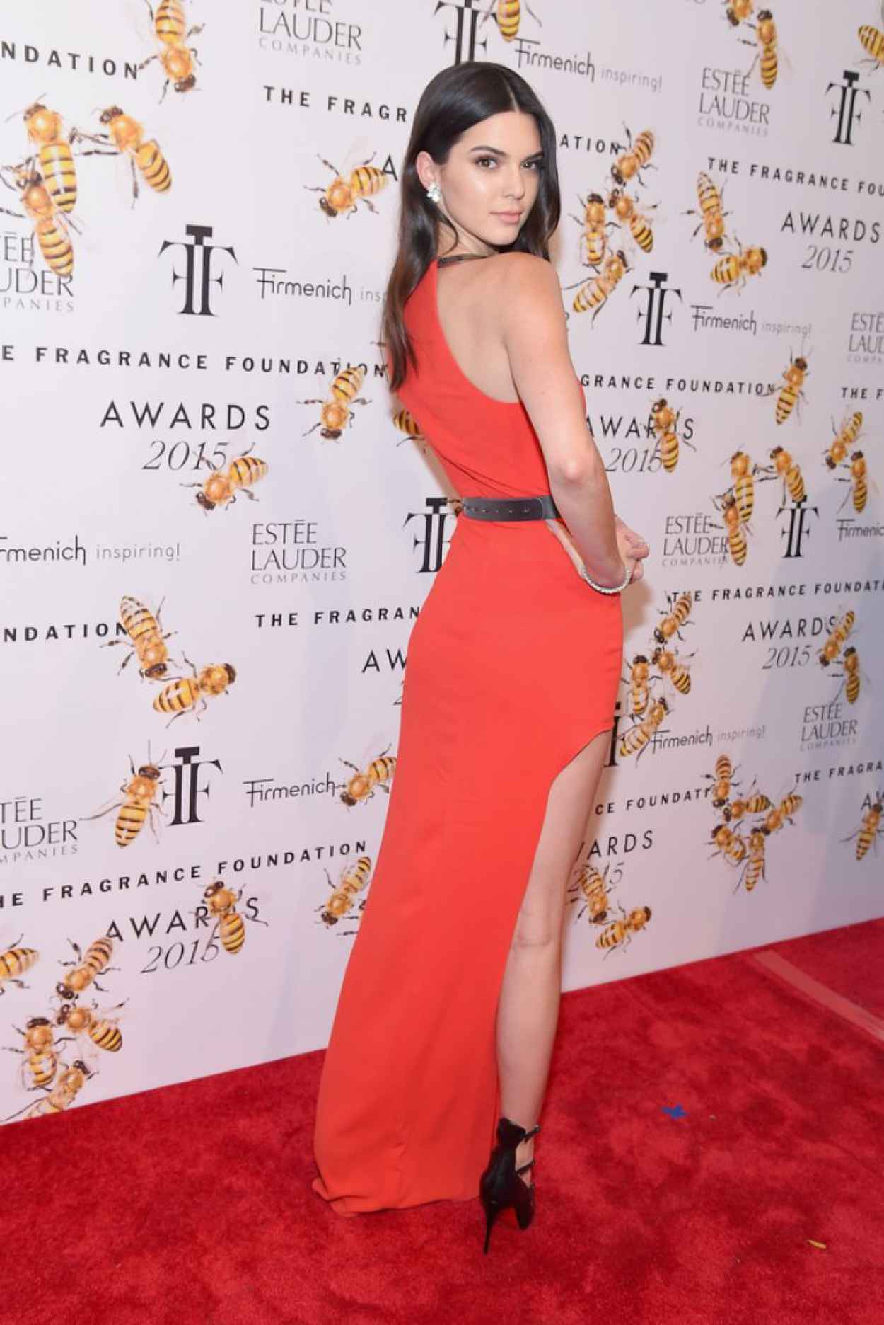 Kendall Jenner - 2015 Fragrance Foundation Awards in NYC-5